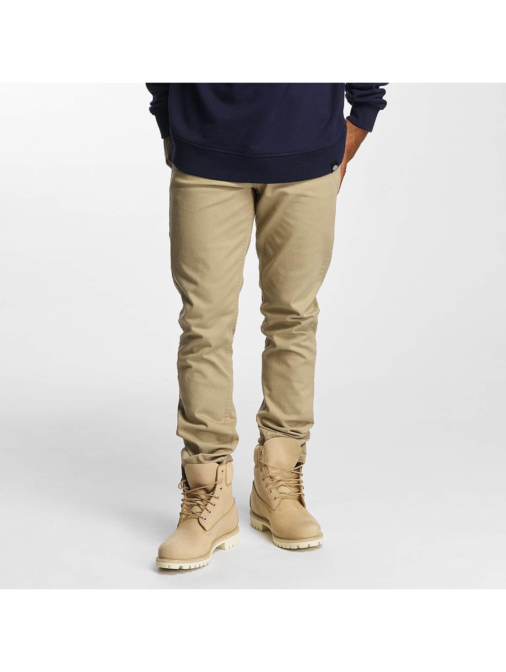 Dickies Männer Slim Fit Jeans Slim in beige