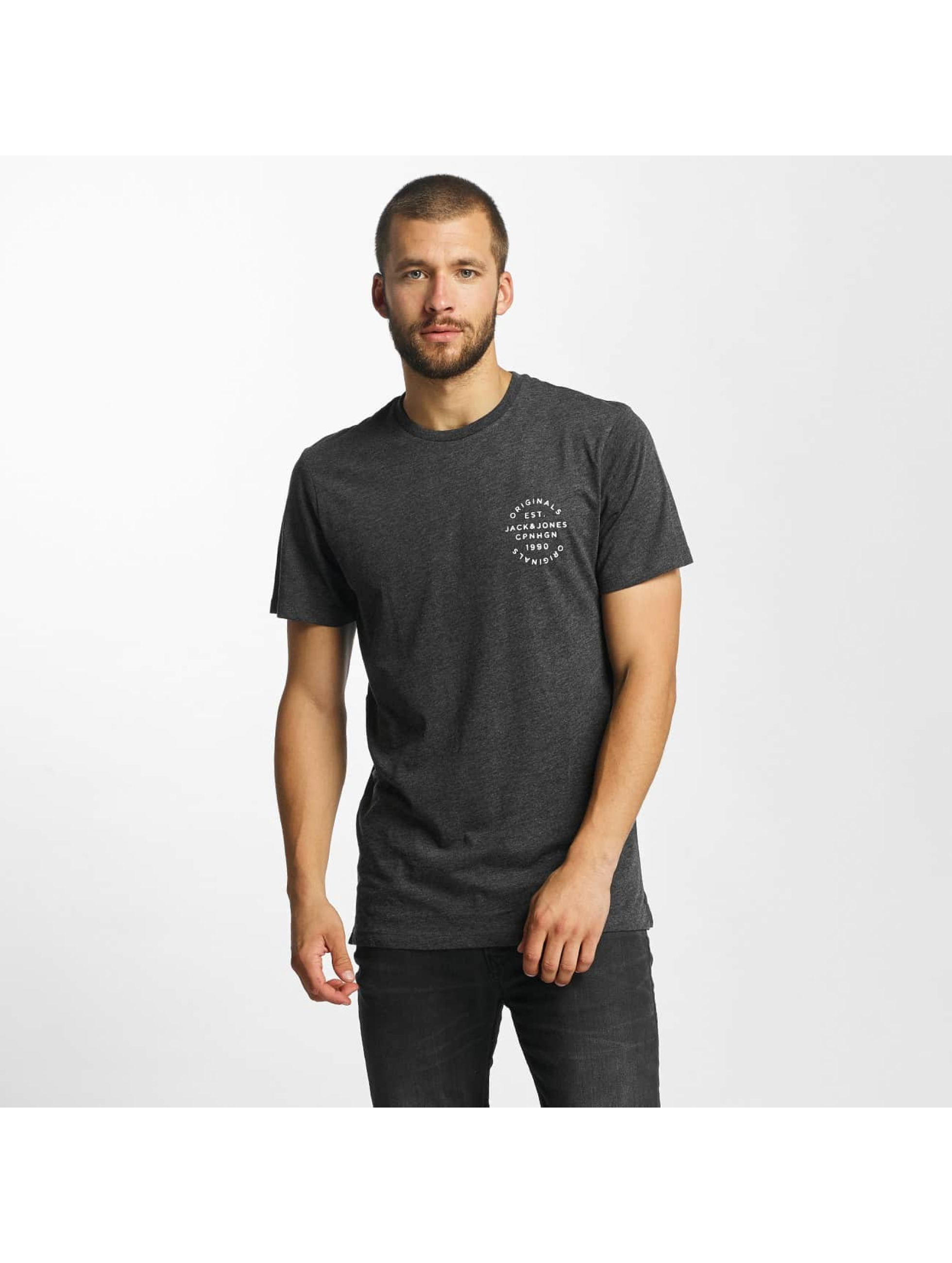 Jack & Jones Männer T-Shirt jorOrganic in grau