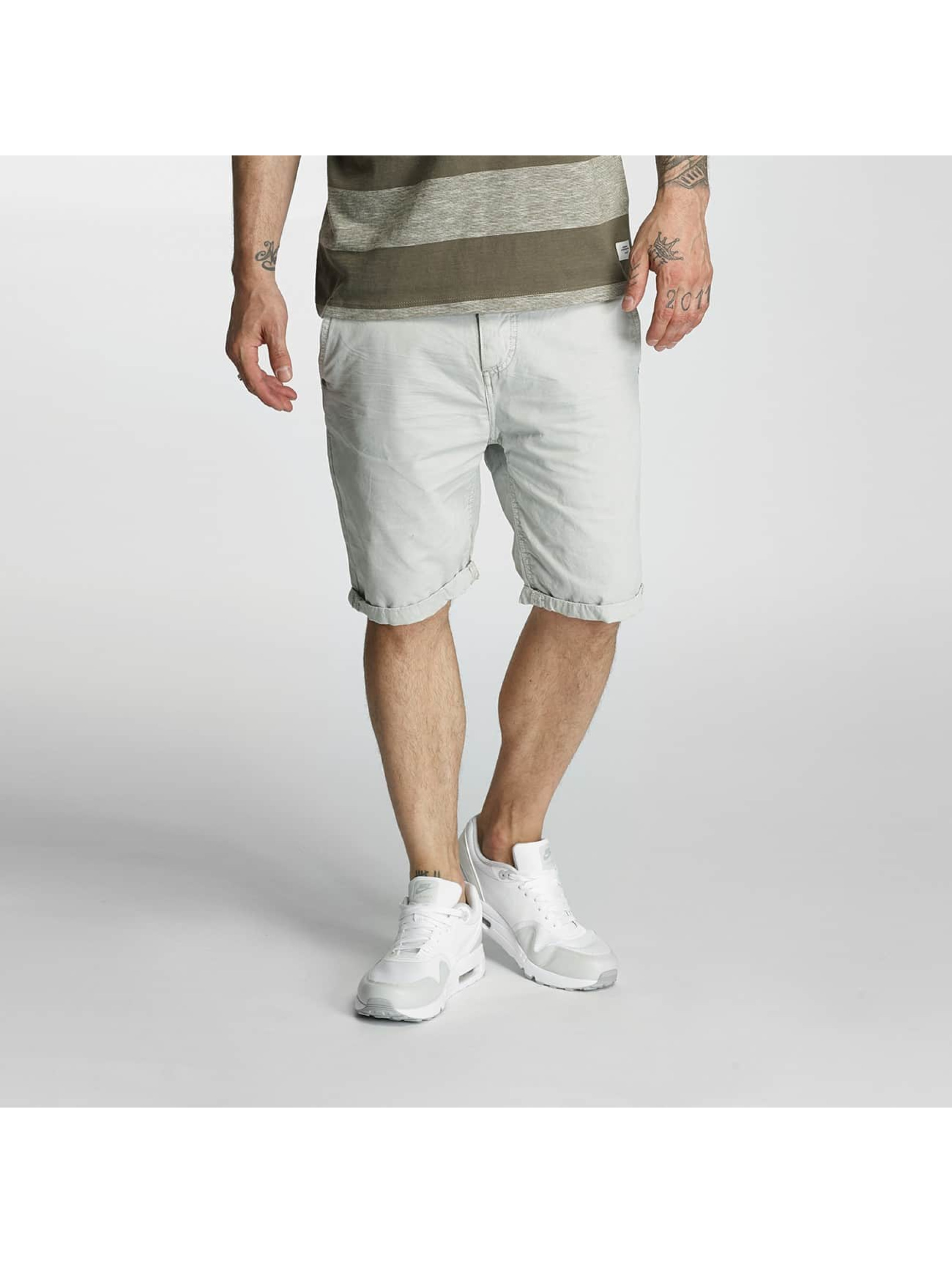Urban Surface Männer Shorts Chino in grau