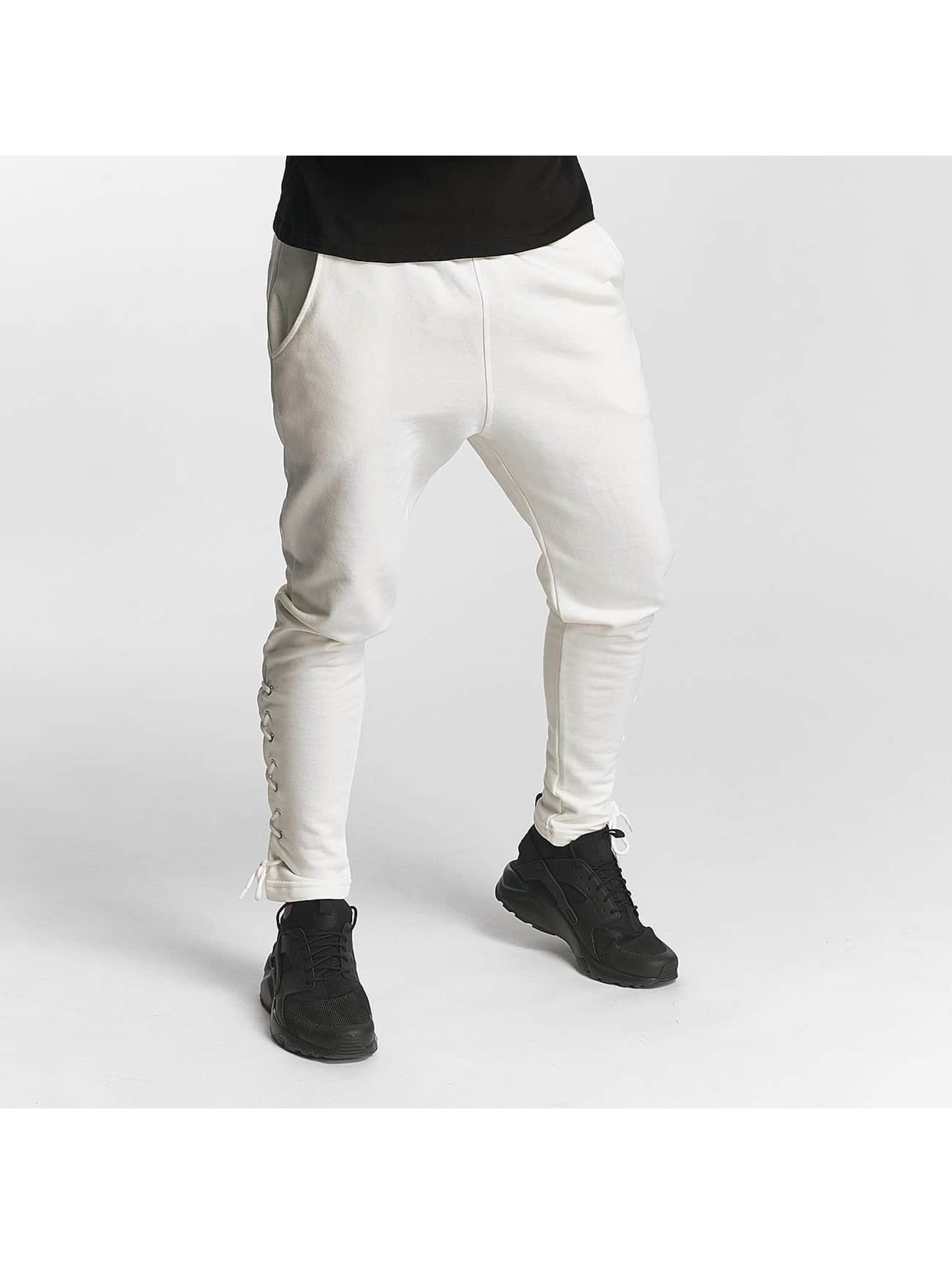 DEF Männer Jogginghose Frenzy in weiß