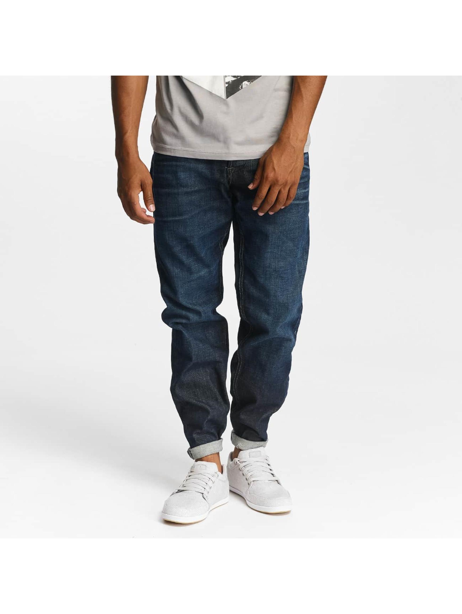 Jack & Jones Männer Loose Fit Jeans jjBoxy in blau