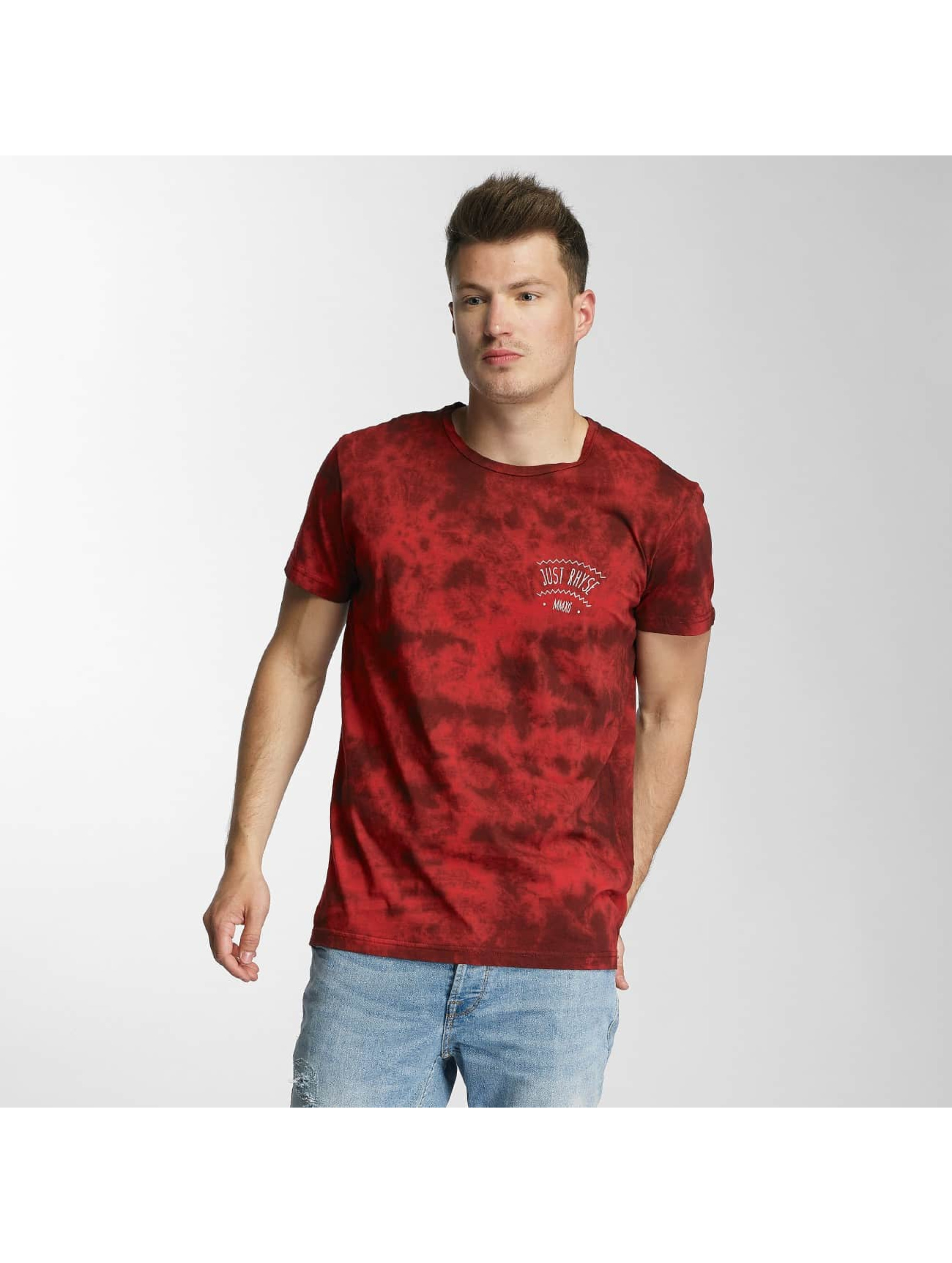 Just Rhyse / T-Shirt Nischni in red L