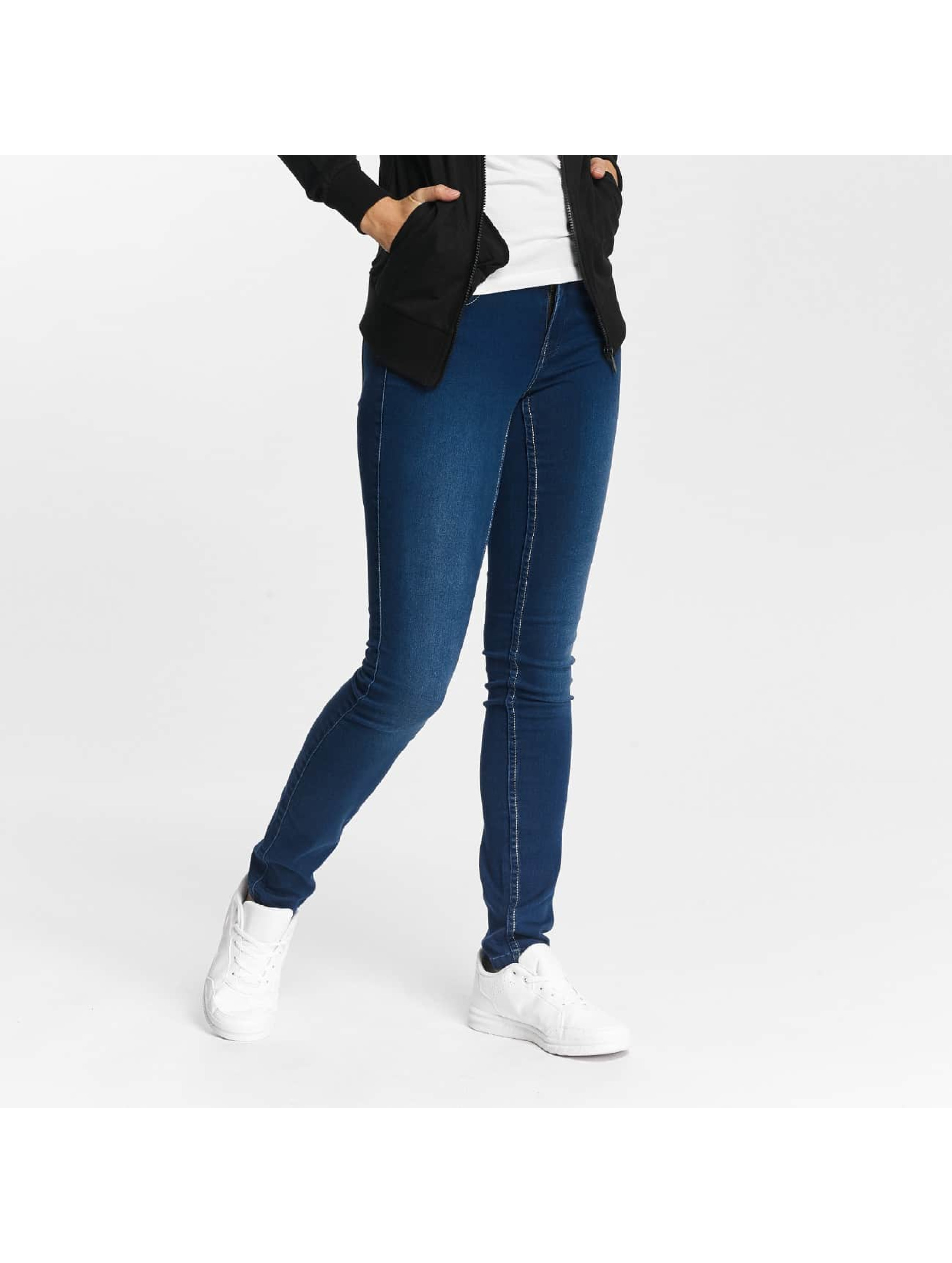 Only Frauen Skinny Jeans onlUltimate Soft in blau