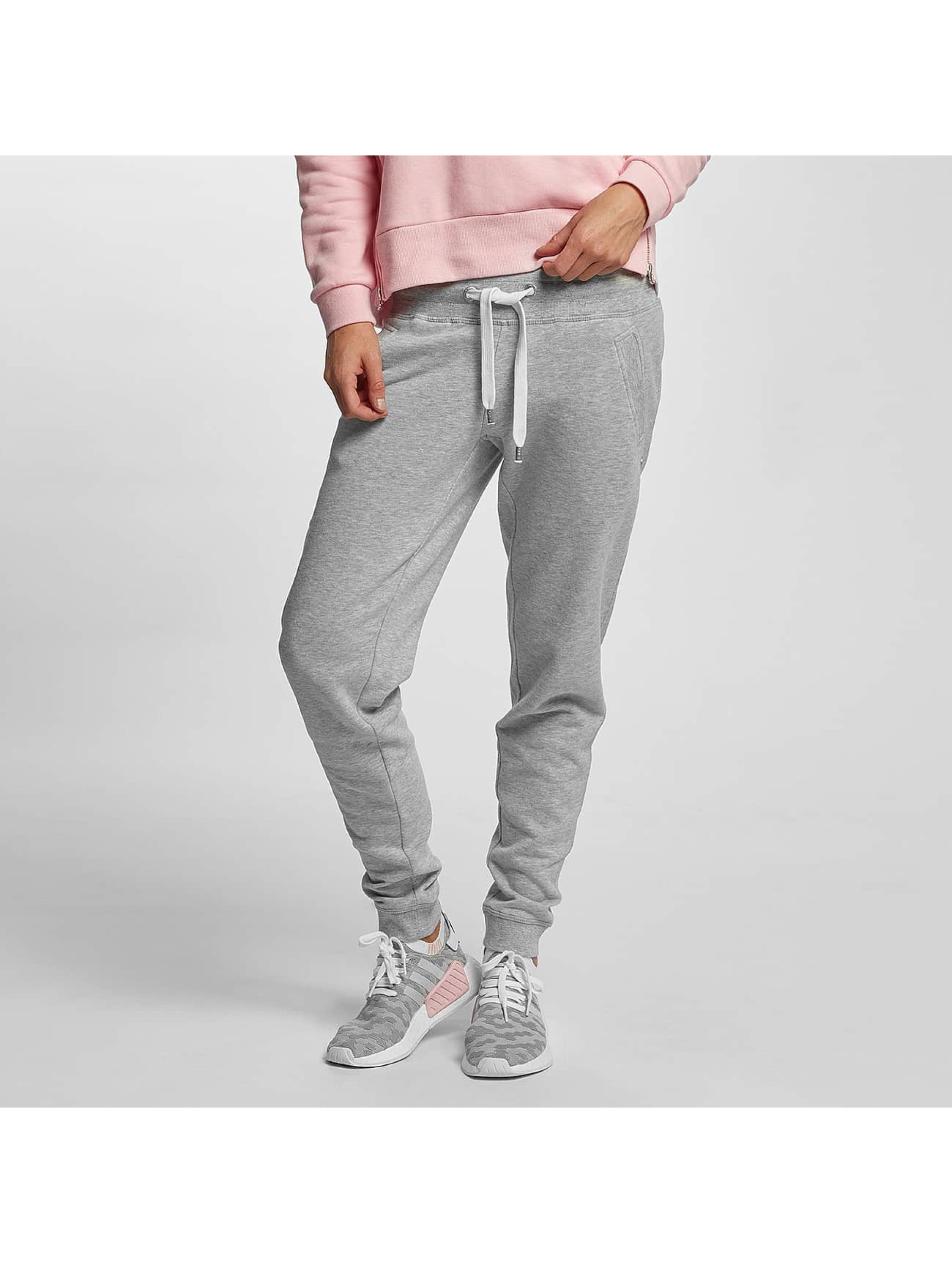 Only Frauen Jogginghose onlCoolie in grau