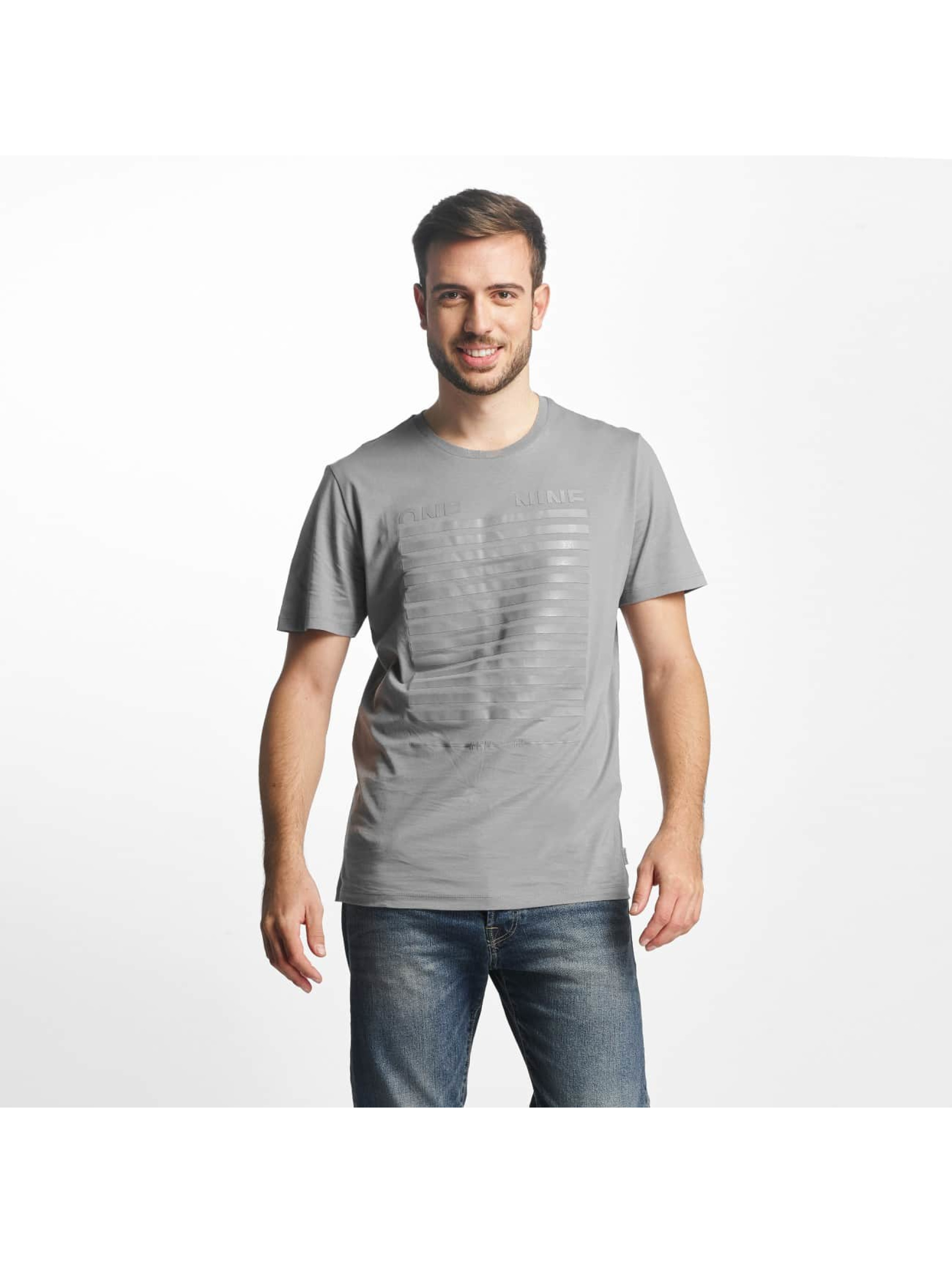 Jack & Jones Männer T-Shirt jcoBulletin in grau