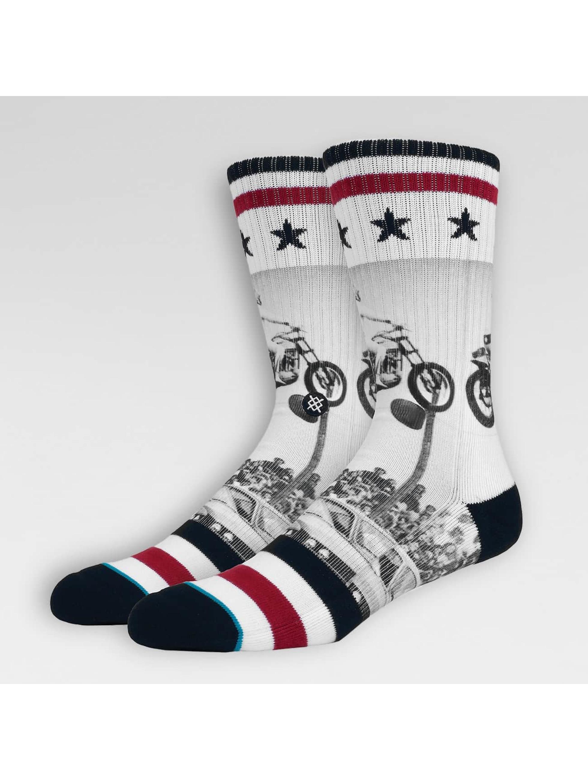 Stance Männer Socken Dare Devil in weiß