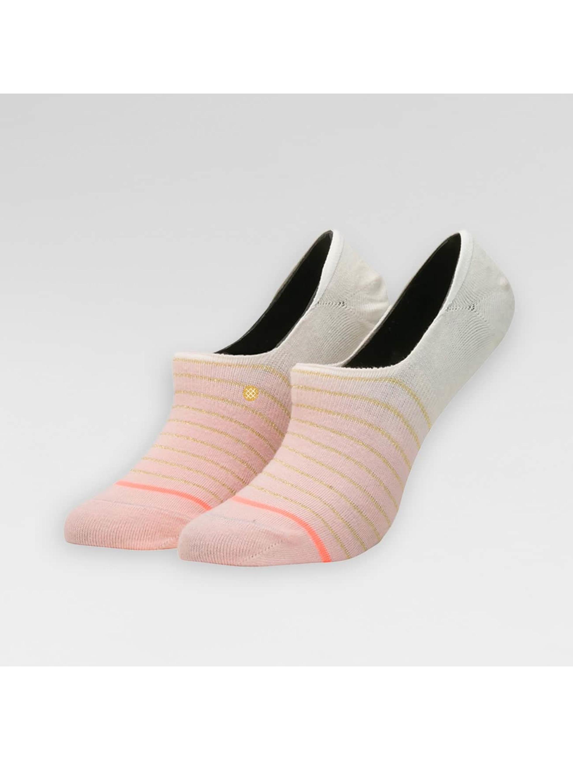 Stance Frauen Socken Dip Toe in rosa
