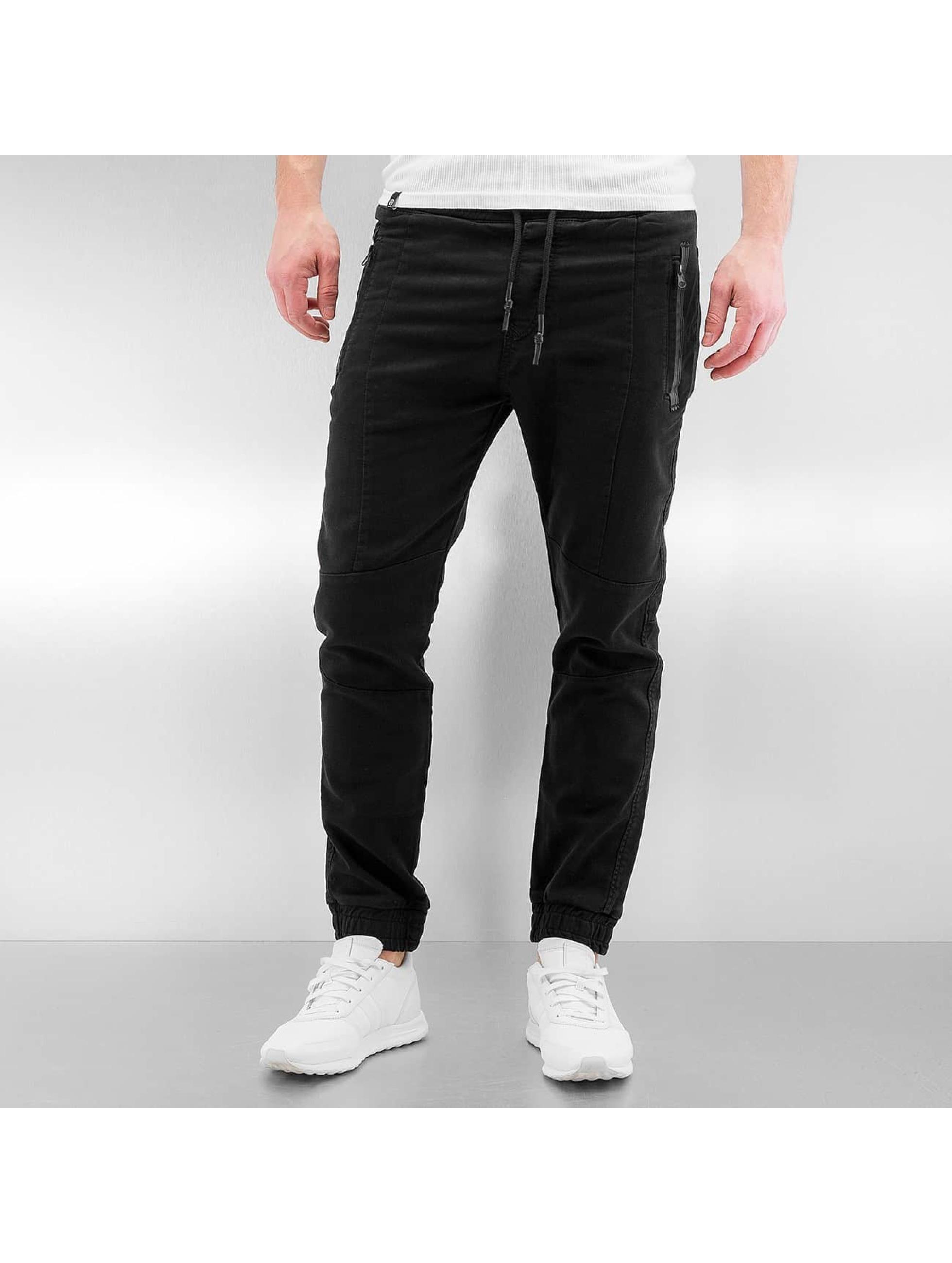 2Y / Sweat Pant Leeds in black W 33