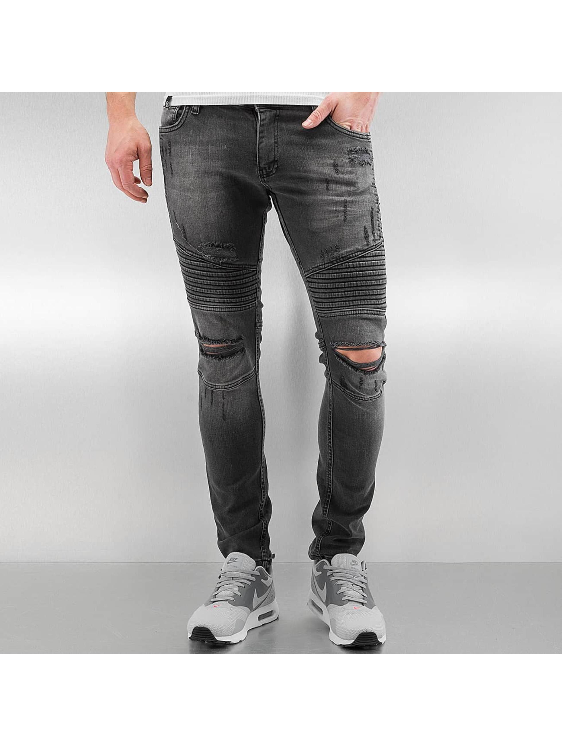 2Y / Skinny Jeans Grimsby in grey W 33