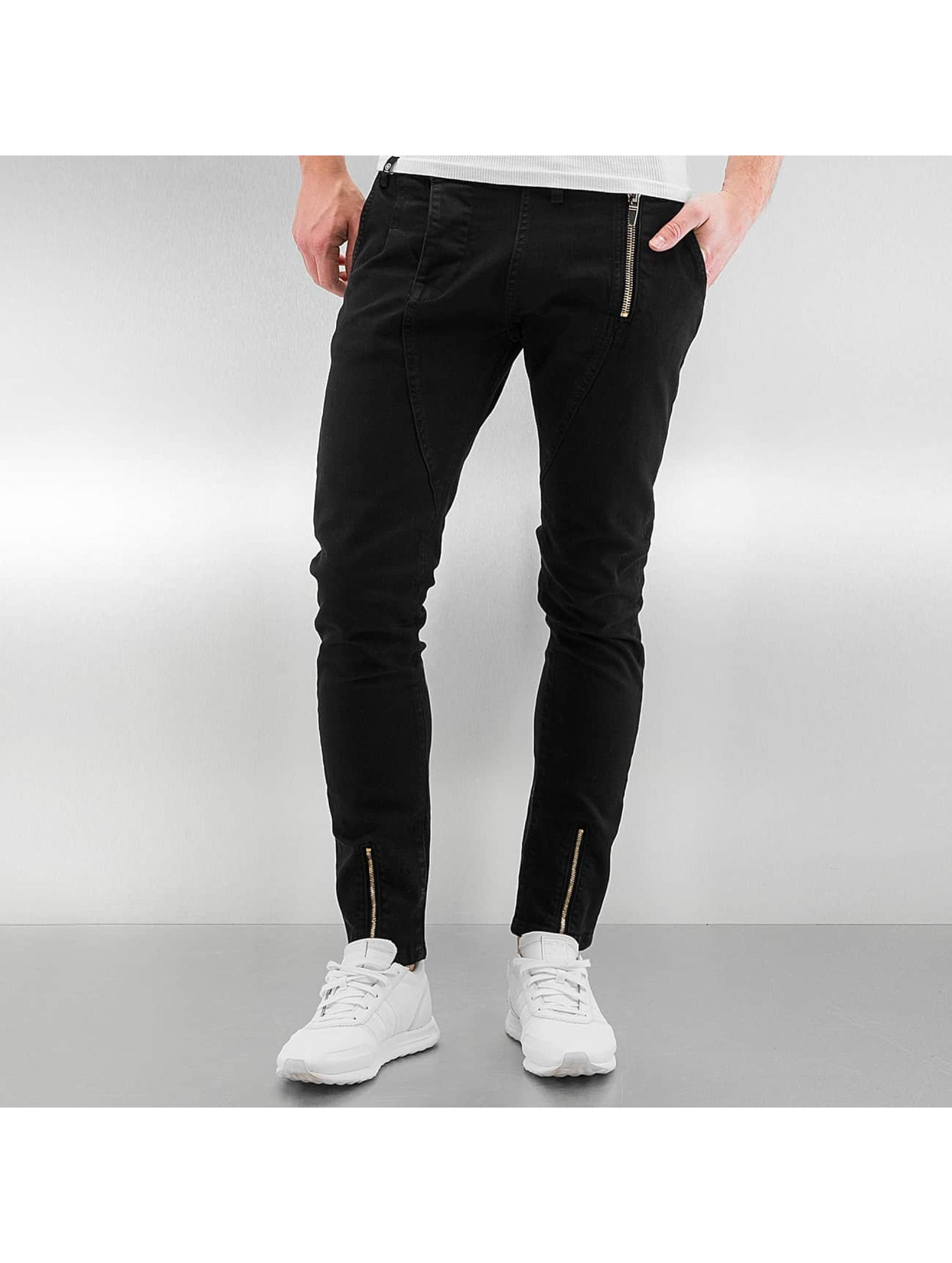 2Y / Skinny Jeans Bolton in black W 33
