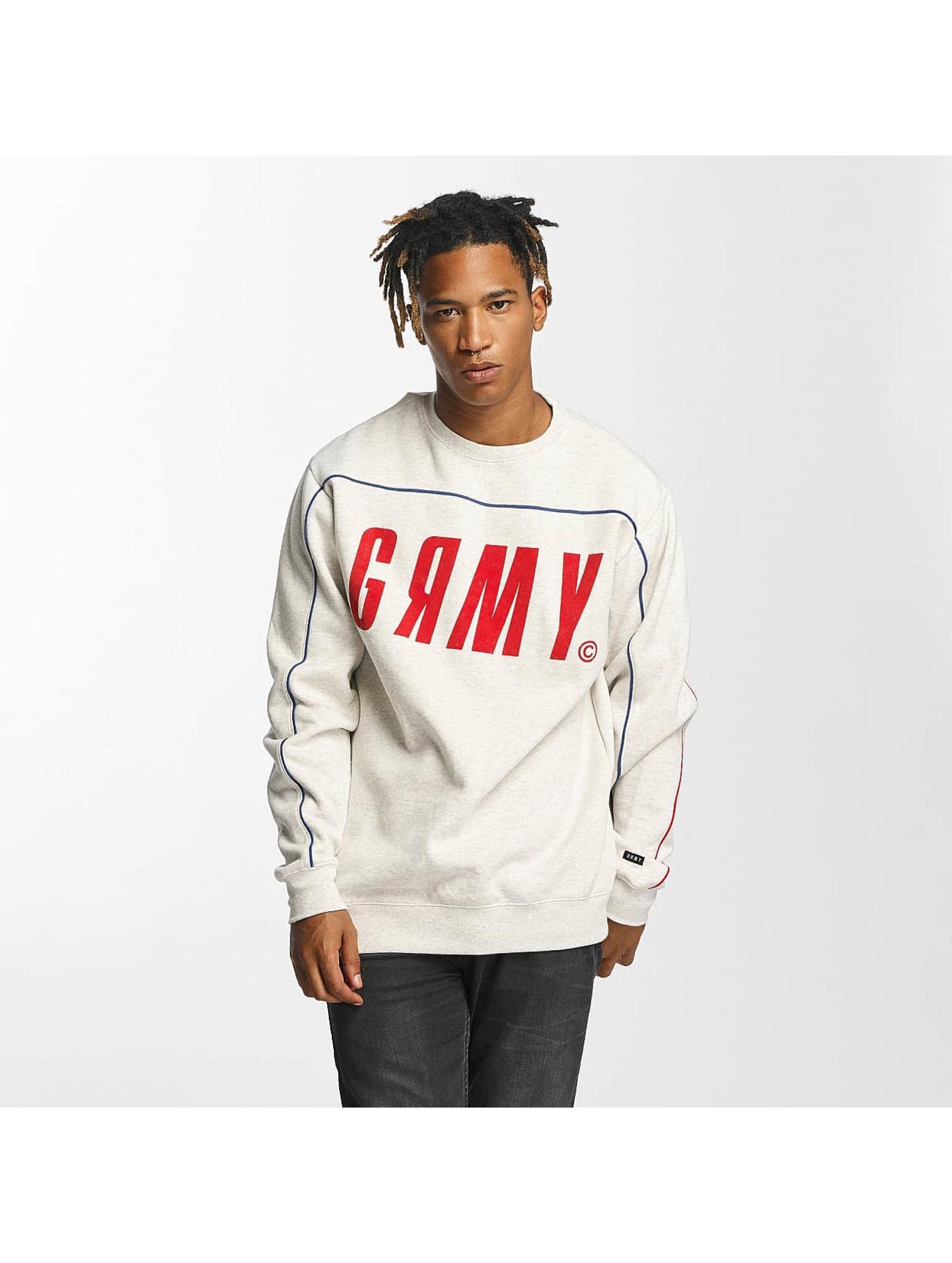 Grimey Wear Männer Pullover The Payback in grau - broschei