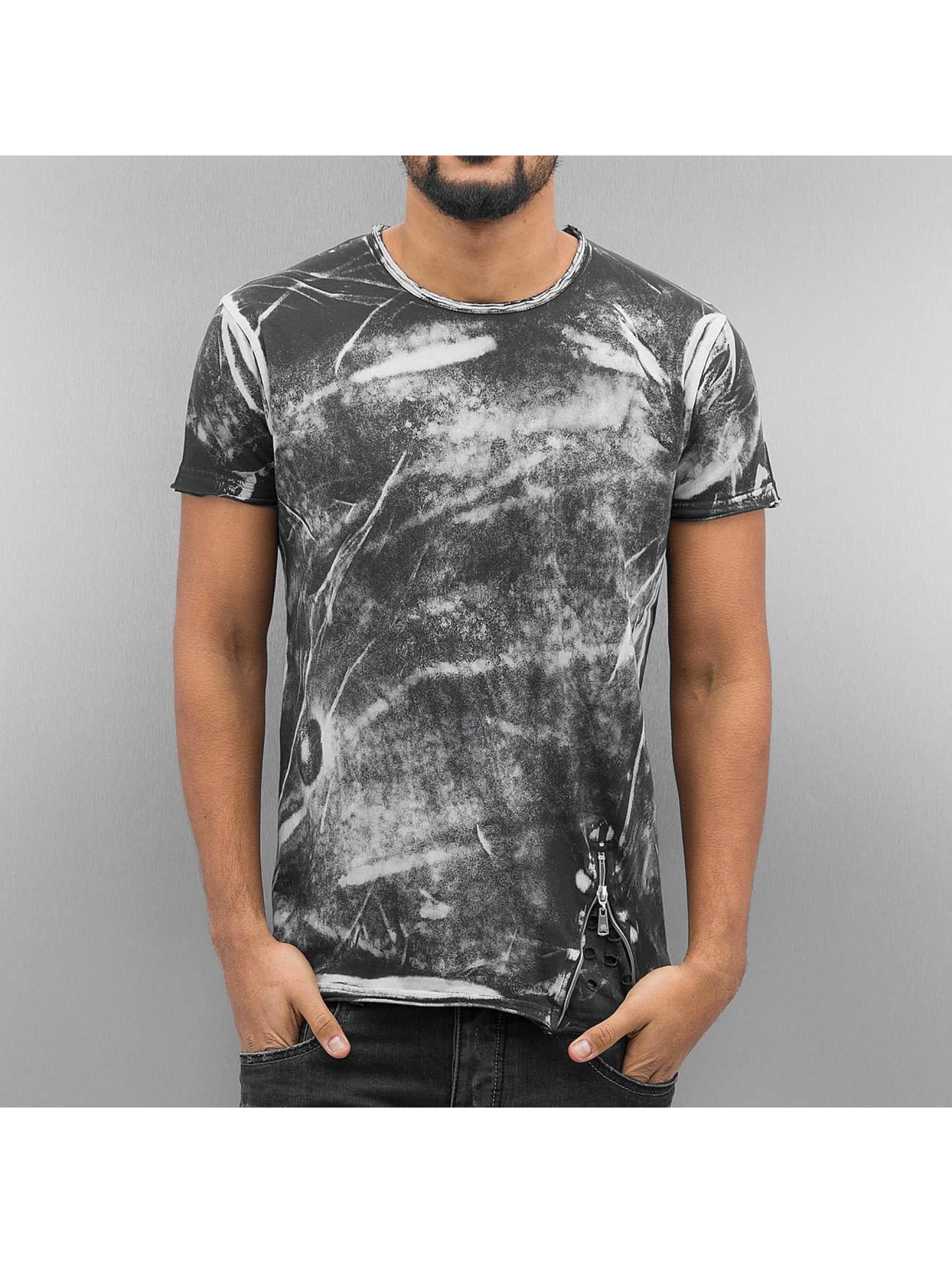 Cipo & Baxx Männer T-Shirt Burnie in grau