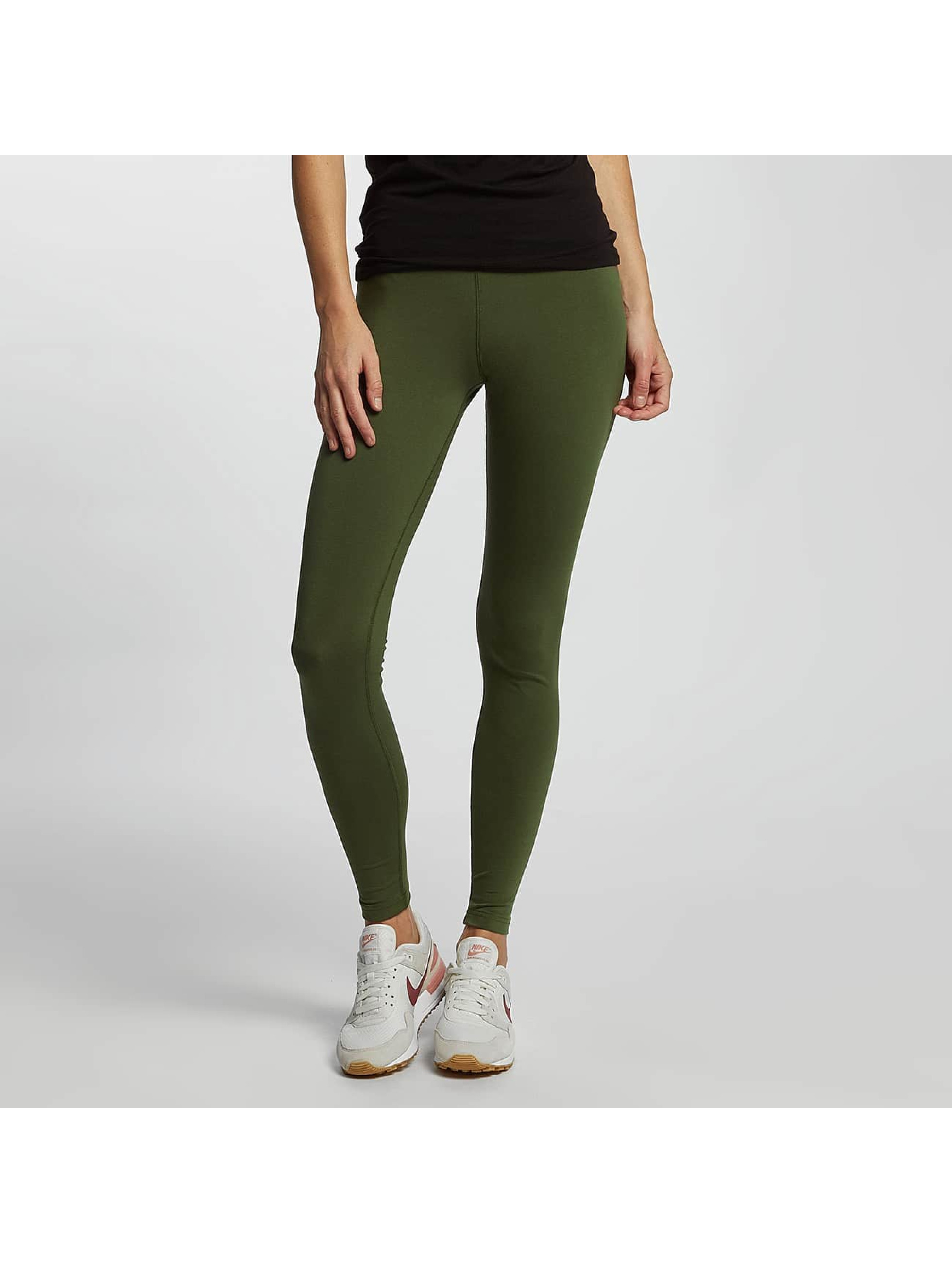 Nike Frauen Legging Just Do It in olive