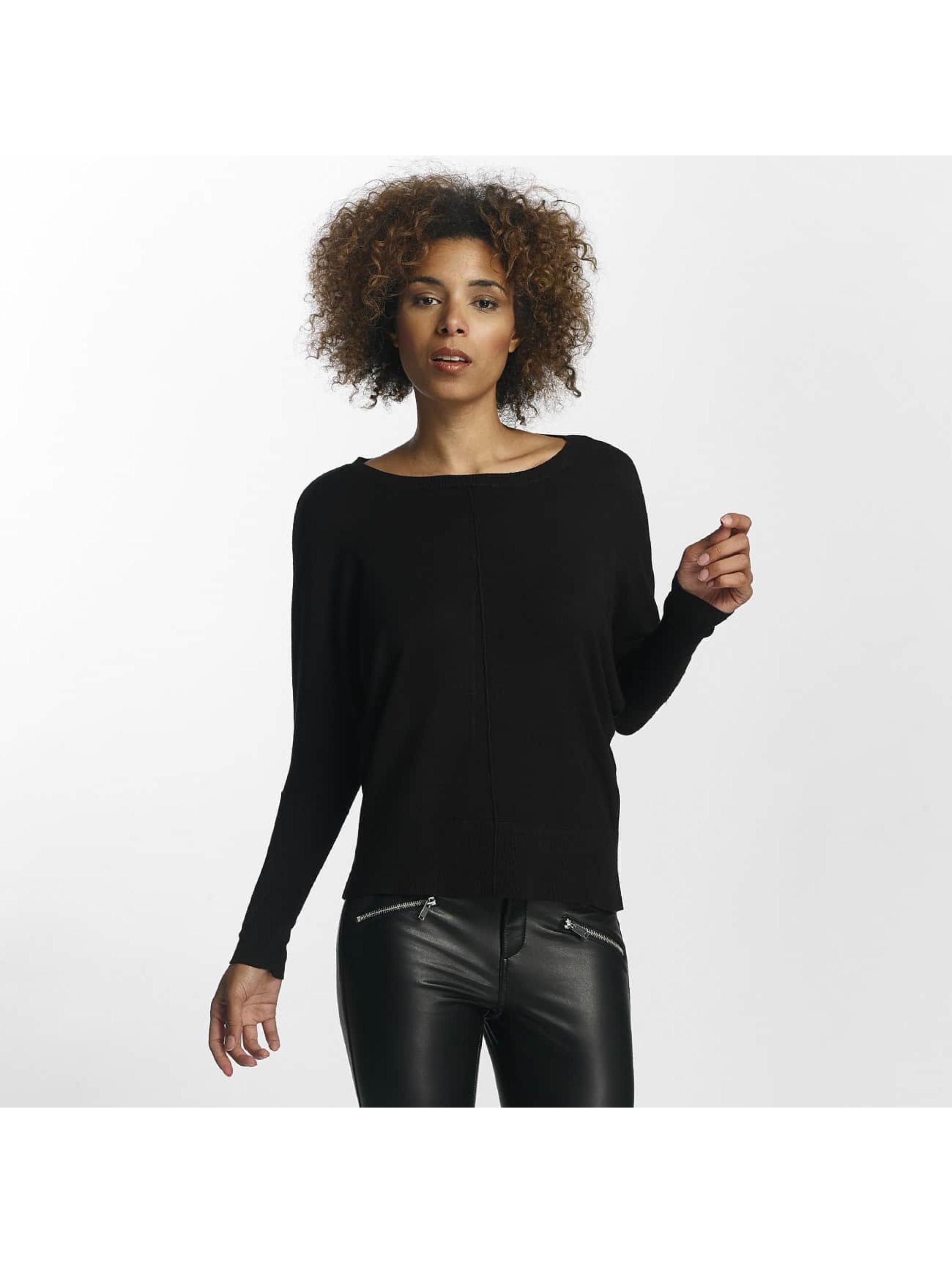 Only Frauen Pullover onlAida in schwarz