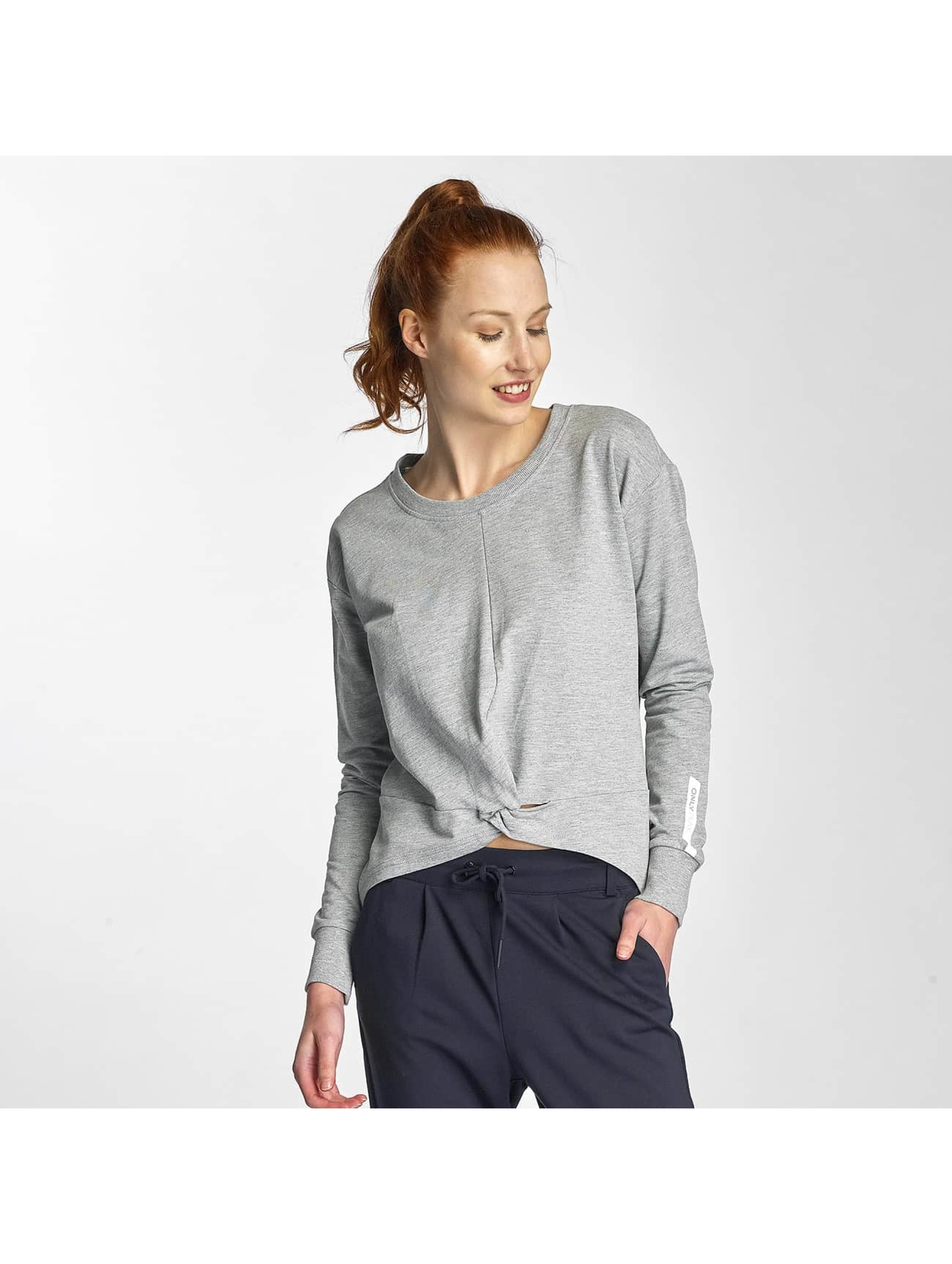 Terpe Angebote Only Frauen Pullover onpPetra in grau