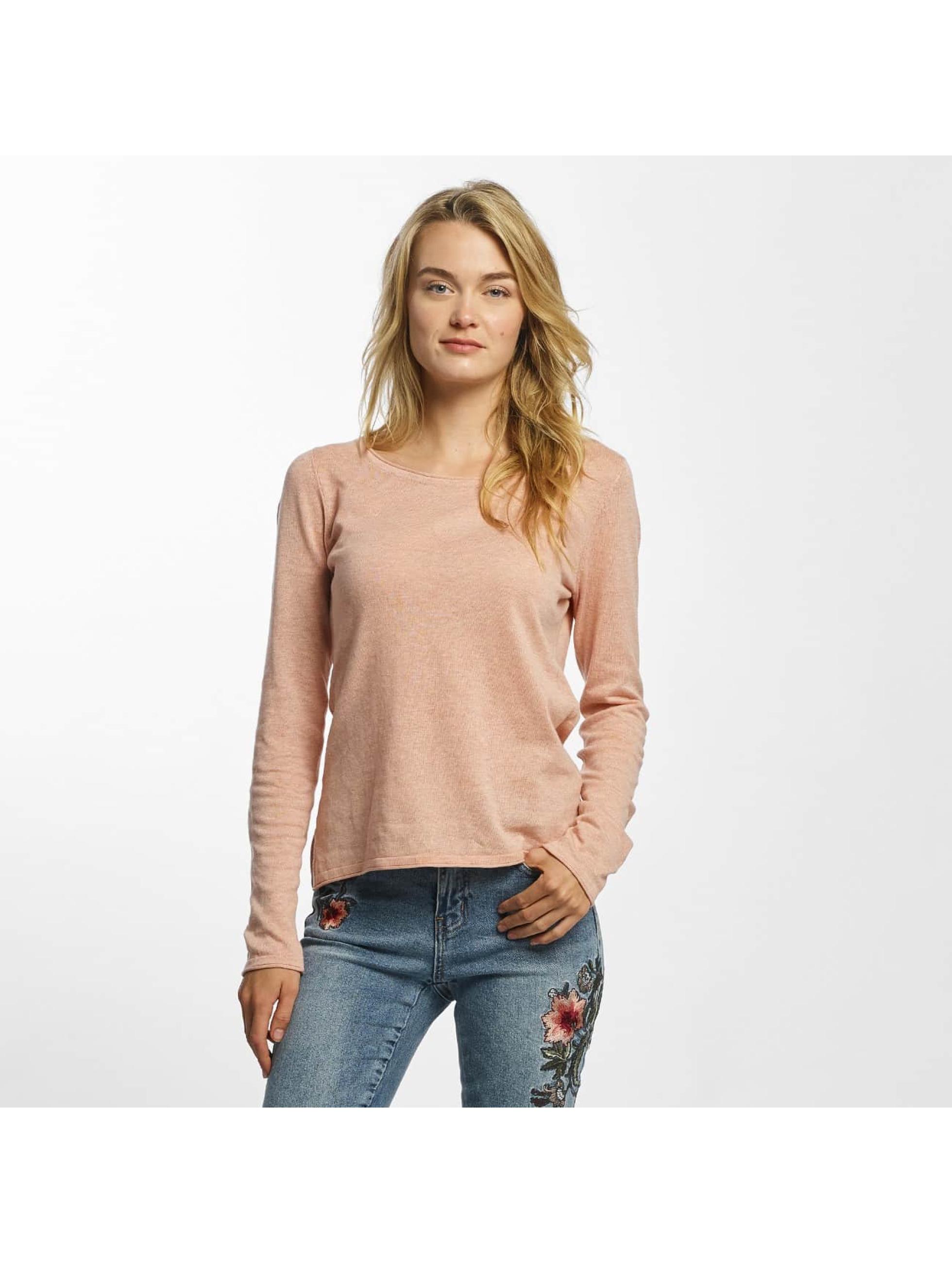 Vero Moda Frauen Longsleeve vmSofia in rosa