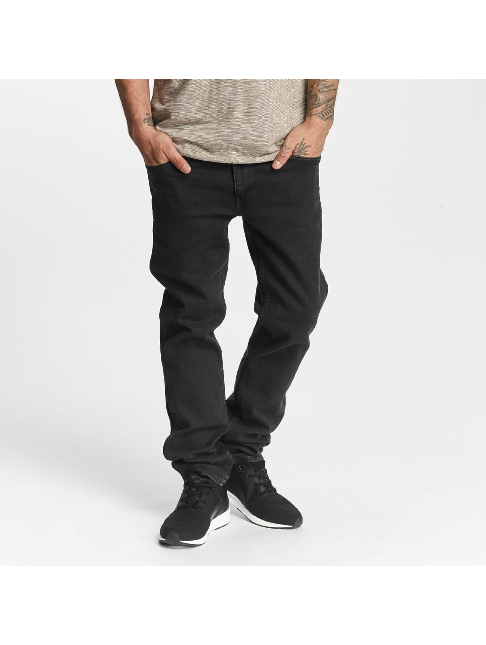 Levi´s® Männer Slim Fit Jeans L8 in schwarz