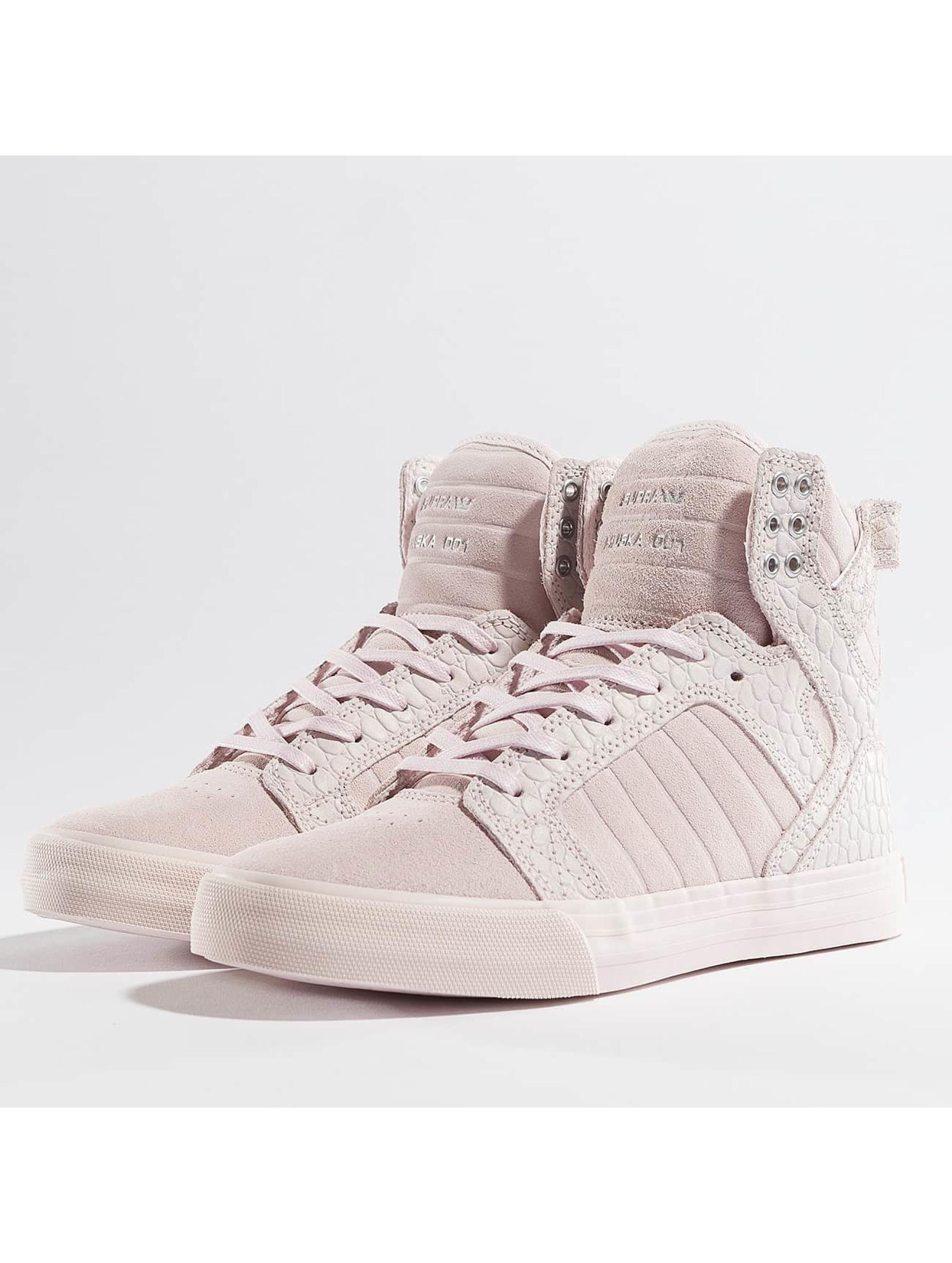 Supra Frauen Sneaker Skytop in rosa