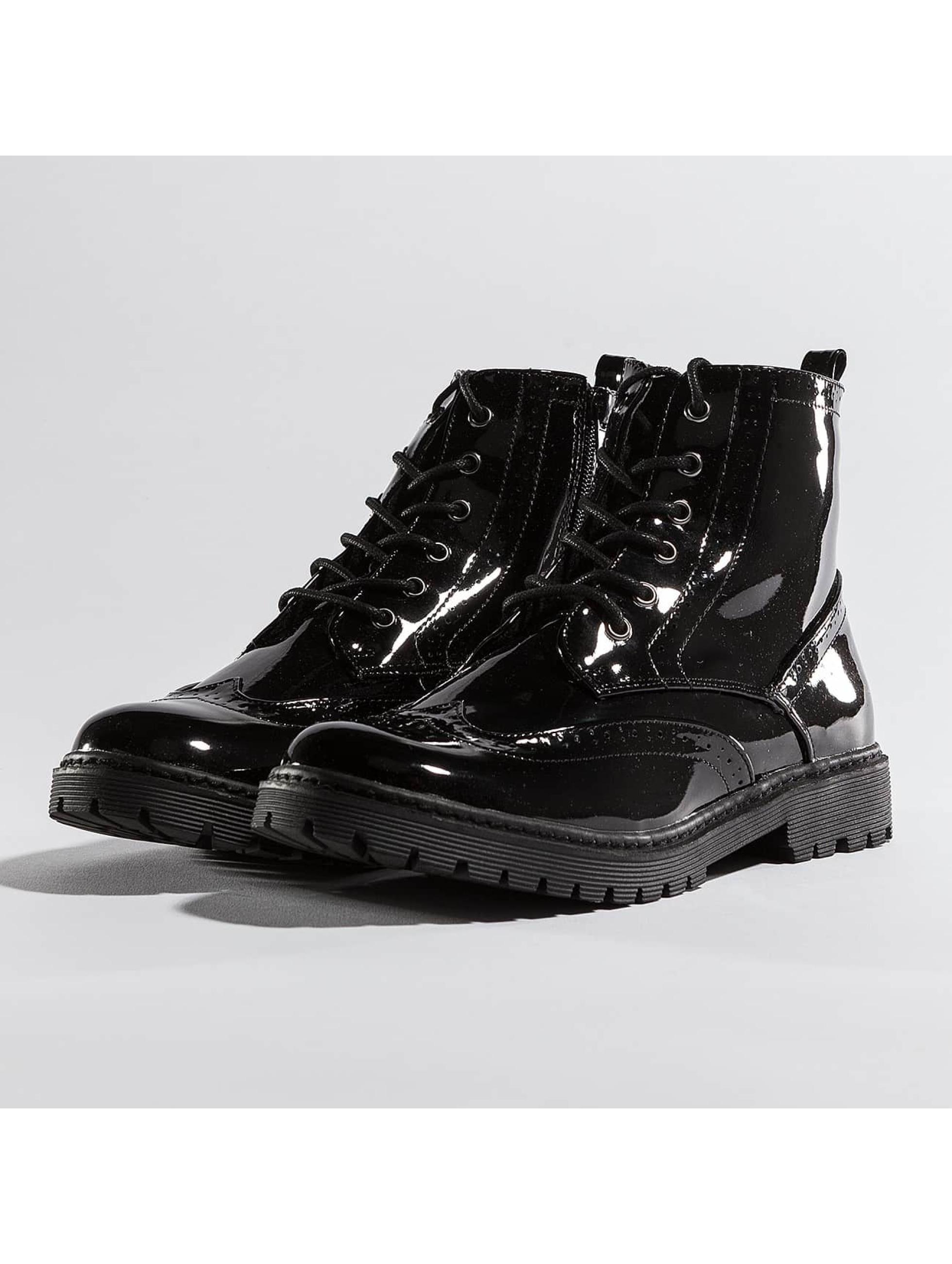 Vero Moda Frauen Boots vmGloria in schwarz
