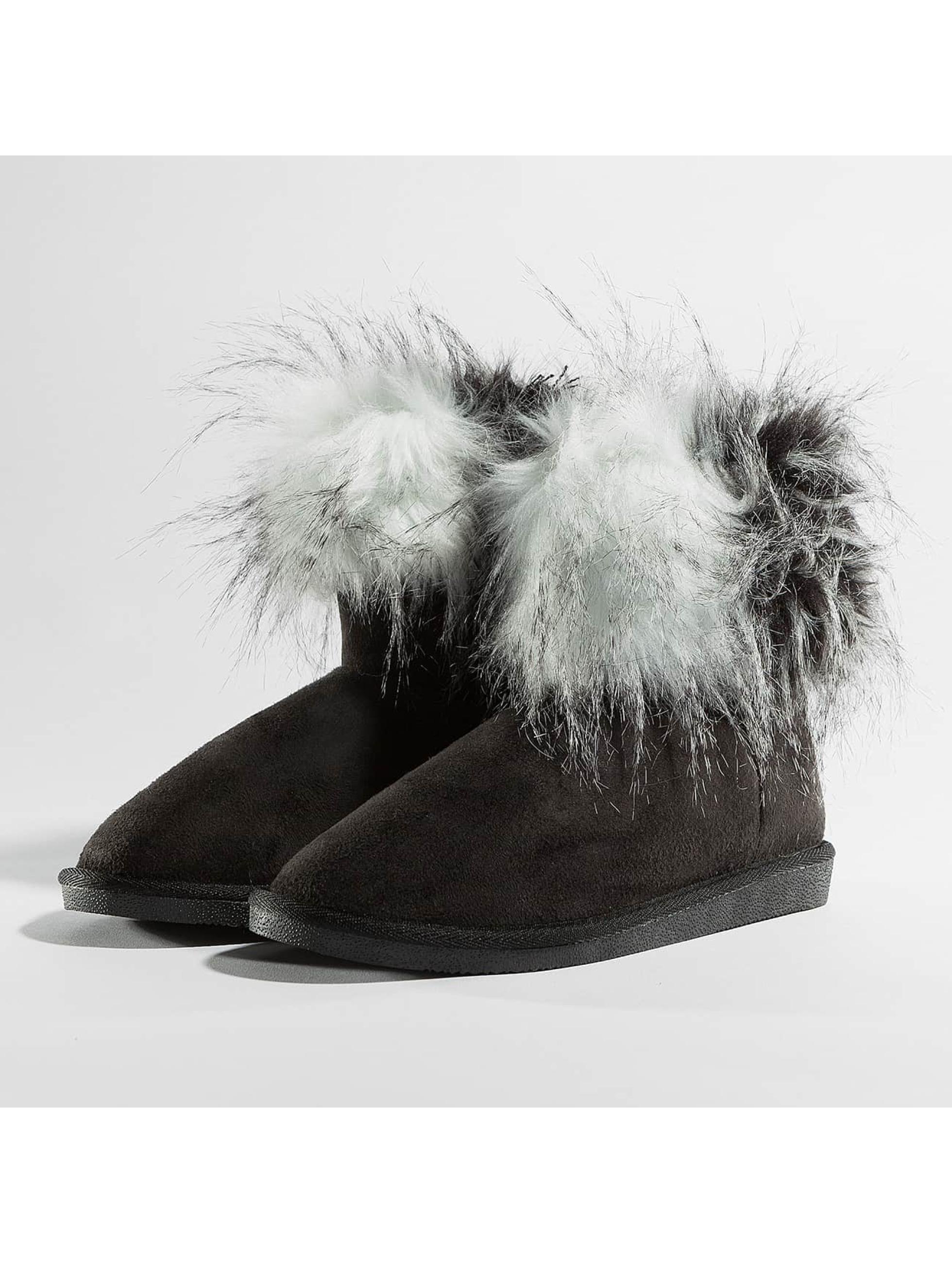 Vero Moda Frauen Boots vmKenna in schwarz