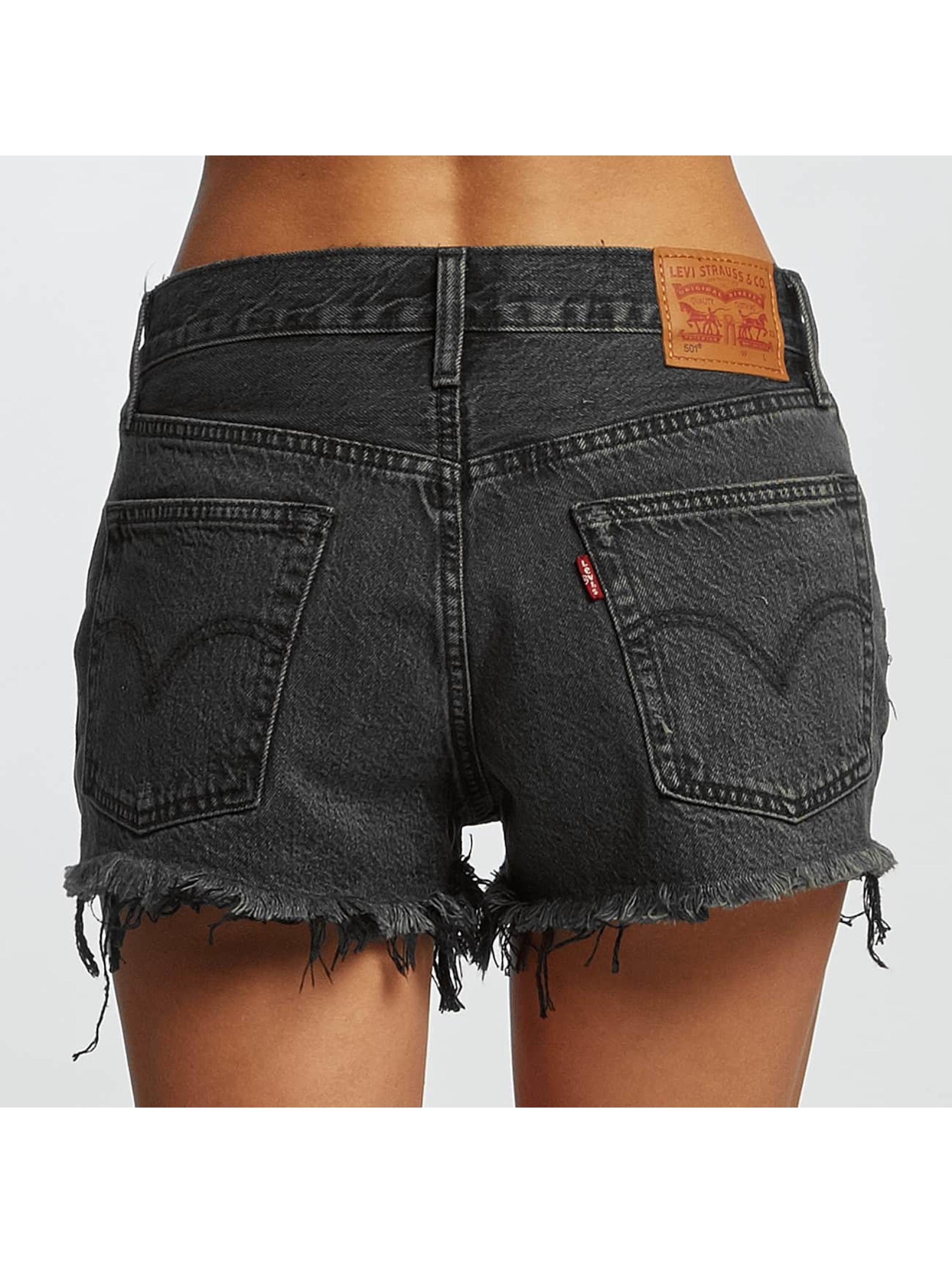levi 39 s damen hosen shorts 501 ebay. Black Bedroom Furniture Sets. Home Design Ideas