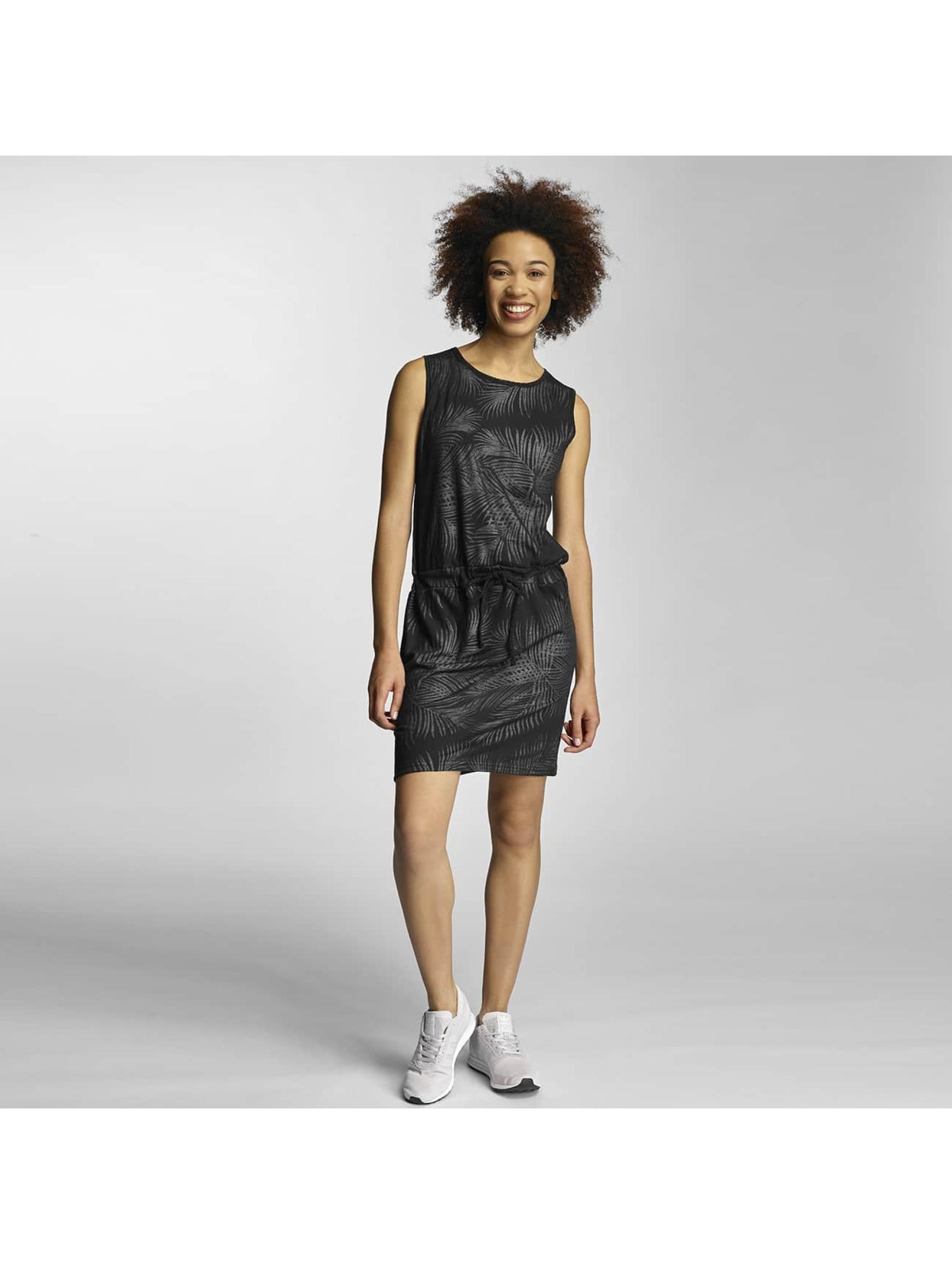 Stitch & Soul Frauen Kleid Tinka in grau