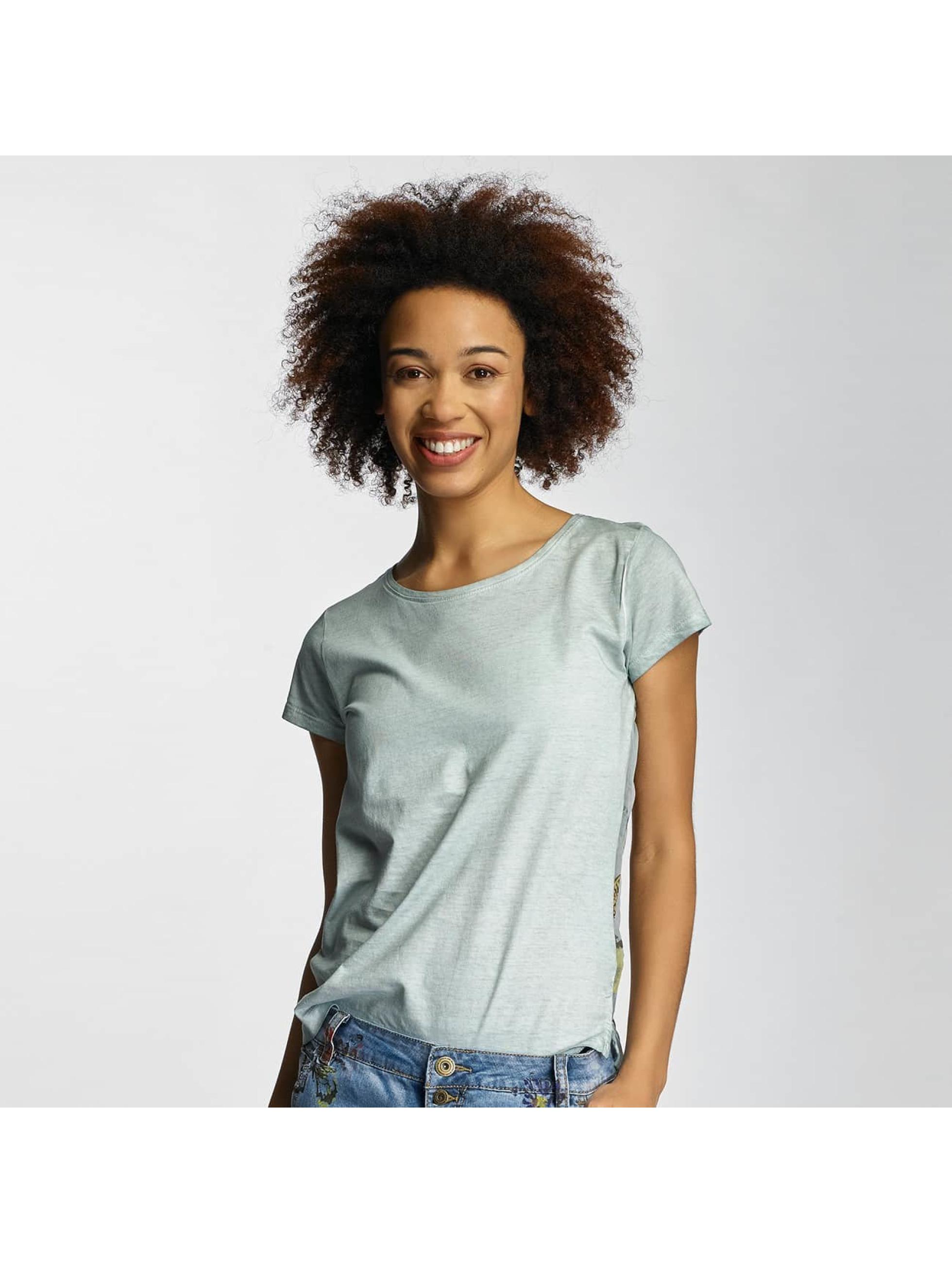 Urban Surface Frauen T-Shirt Dreamcatcher in blau