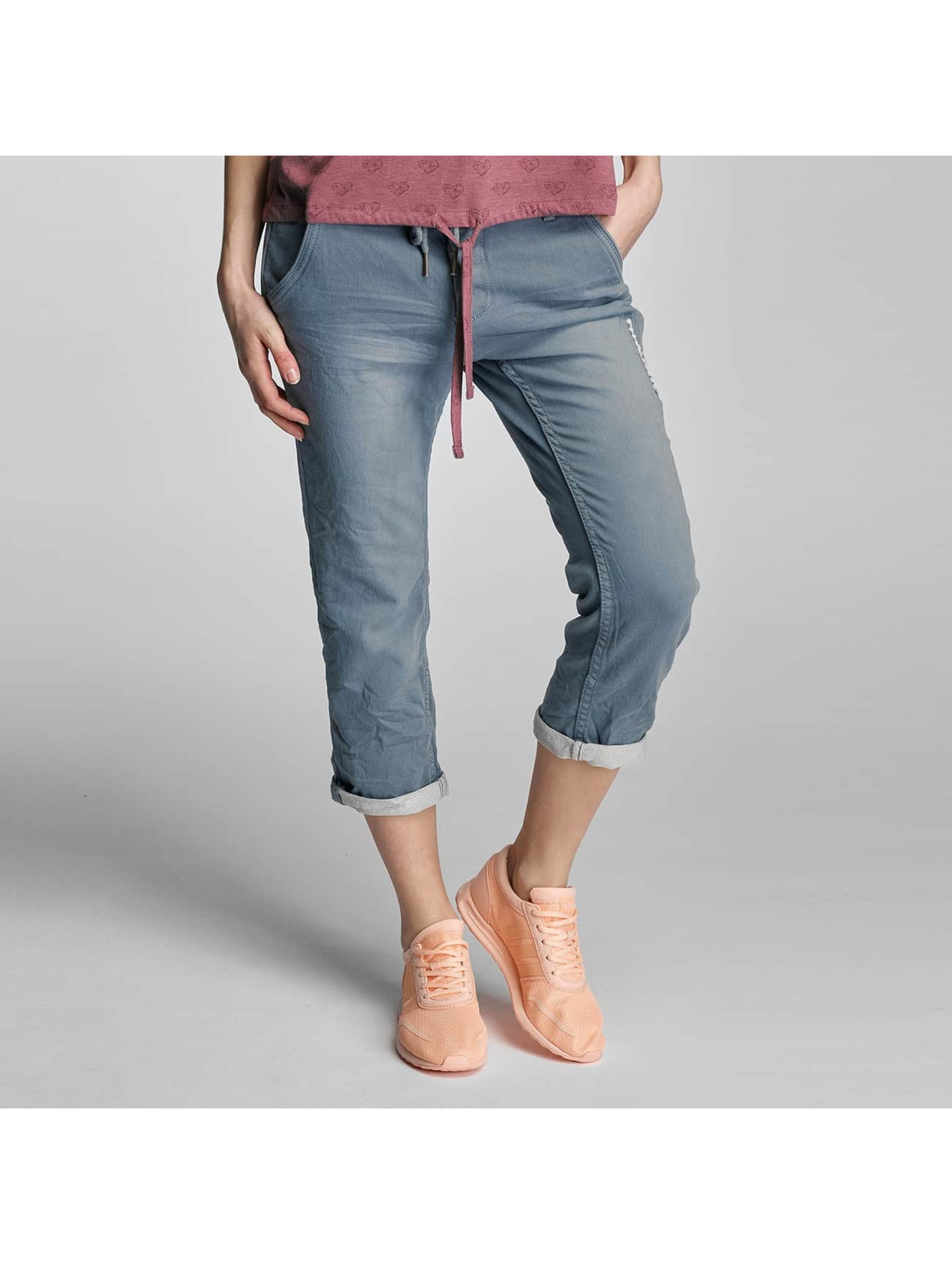 Fresh Made Frauen Shorts Olena in grau