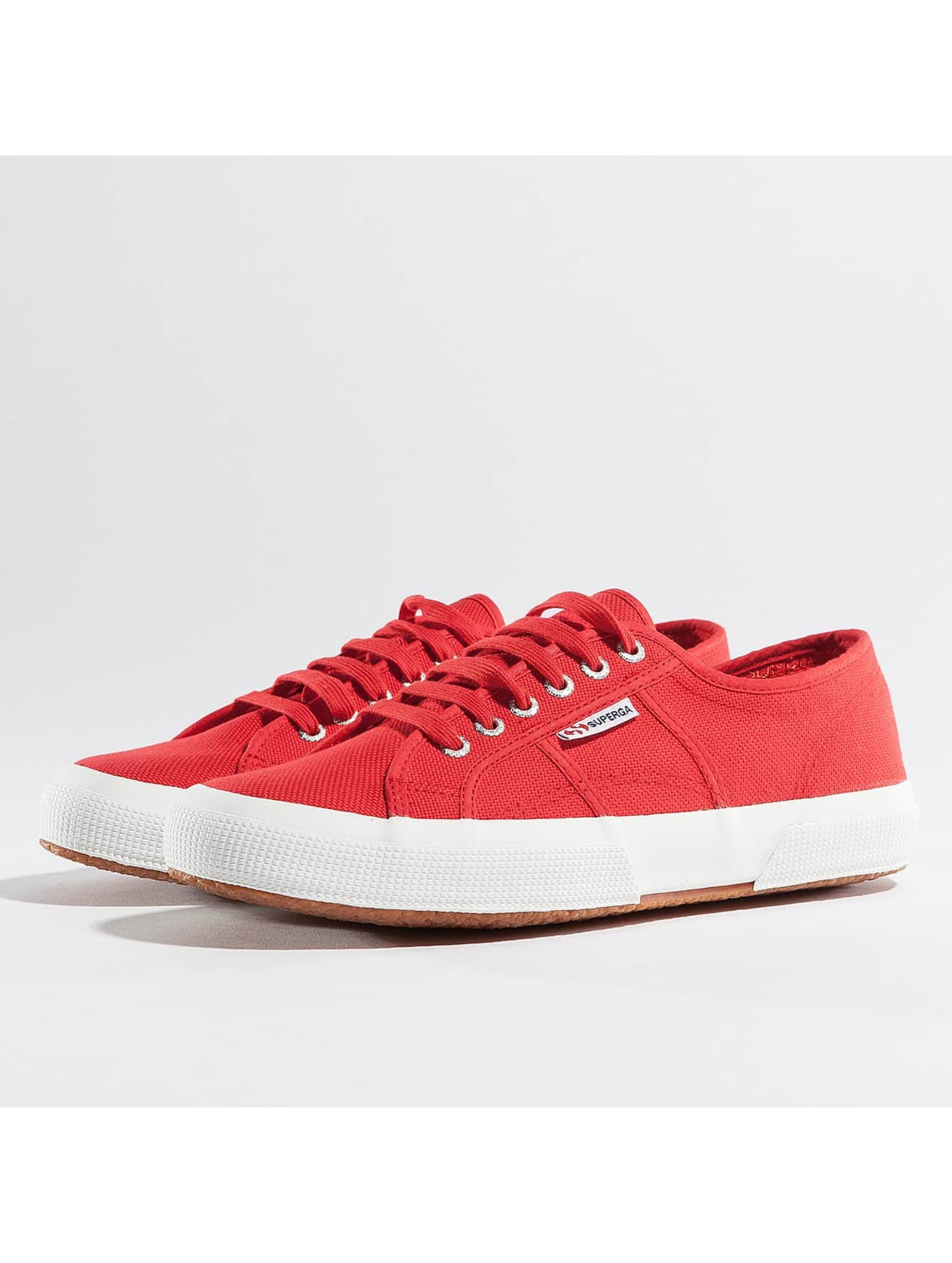 Superga Männer,Frauen Sneaker 2750 Cotu in rot