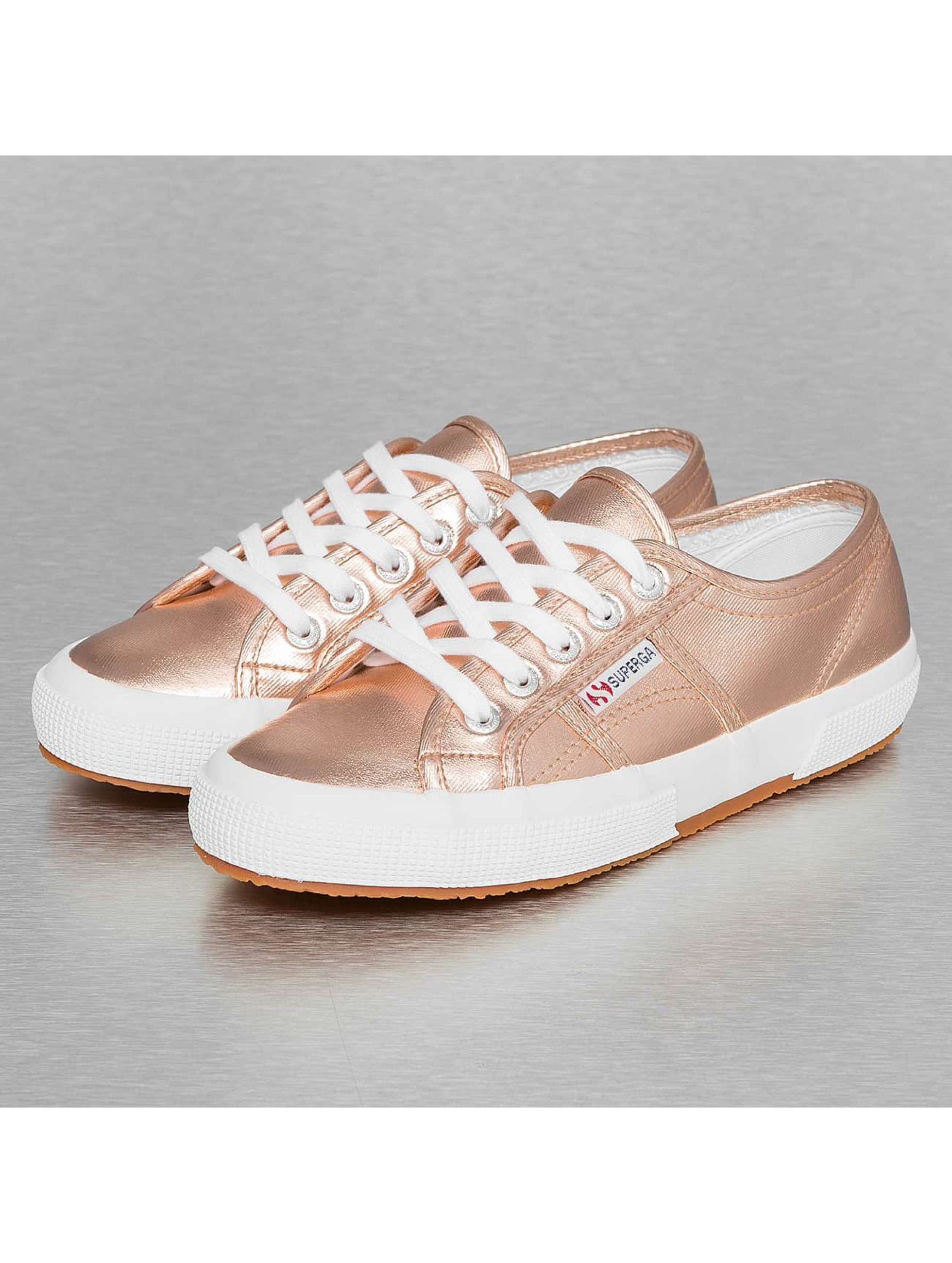 Superga Frauen Sneaker 2750 Cotmetu in rosa