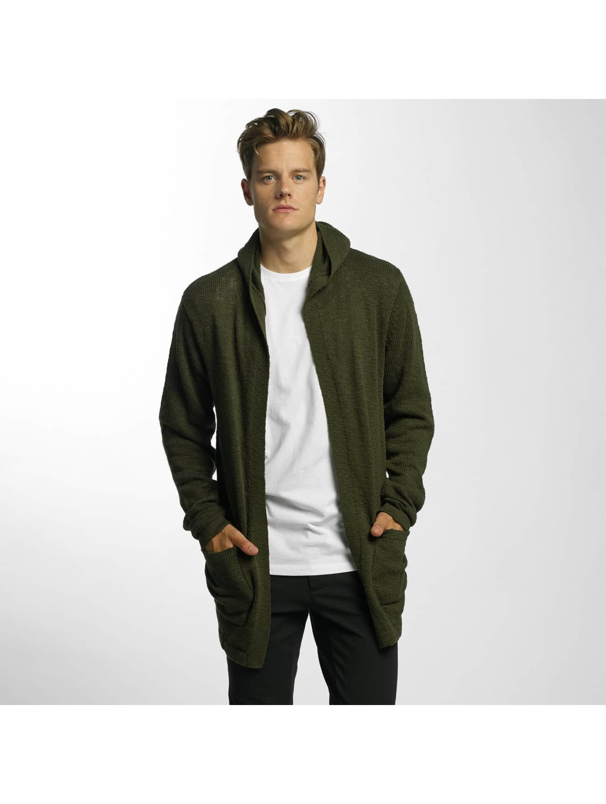 Only & Sons Männer Strickjacke onsJay in grün