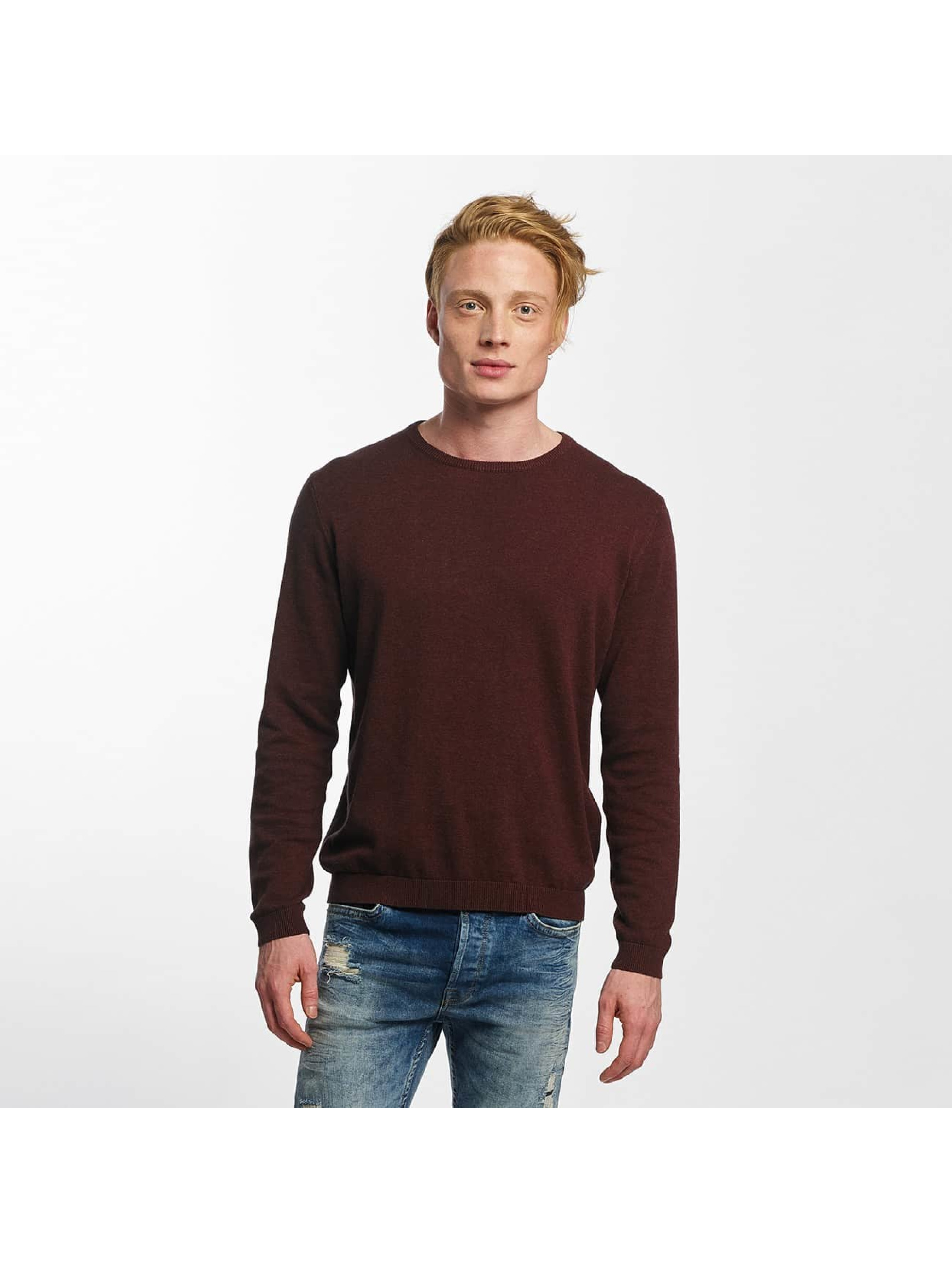 Only & Sons Männer Pullover onsAlex in rot