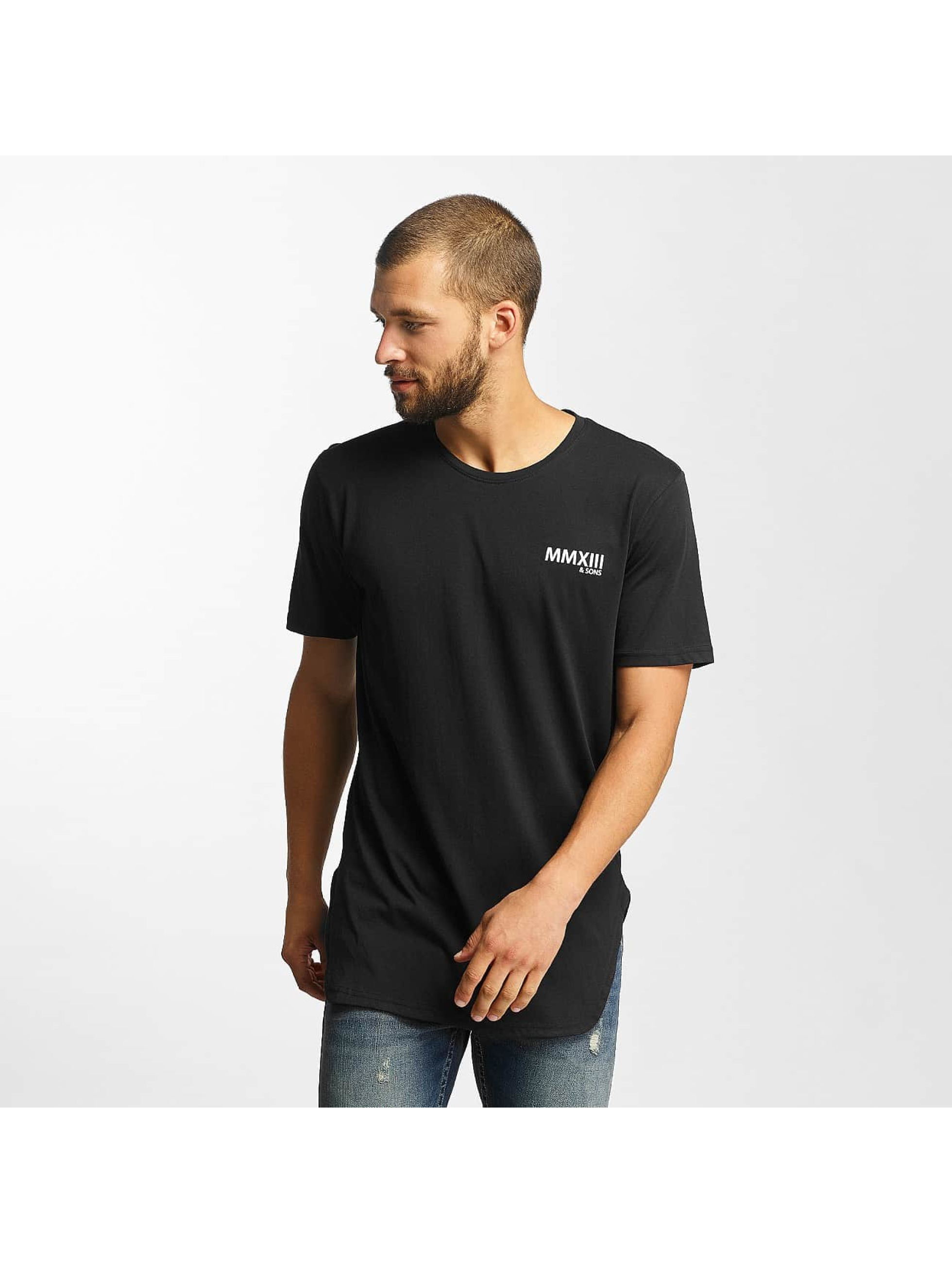 Only & Sons Männer T-Shirt onsAction in schwarz