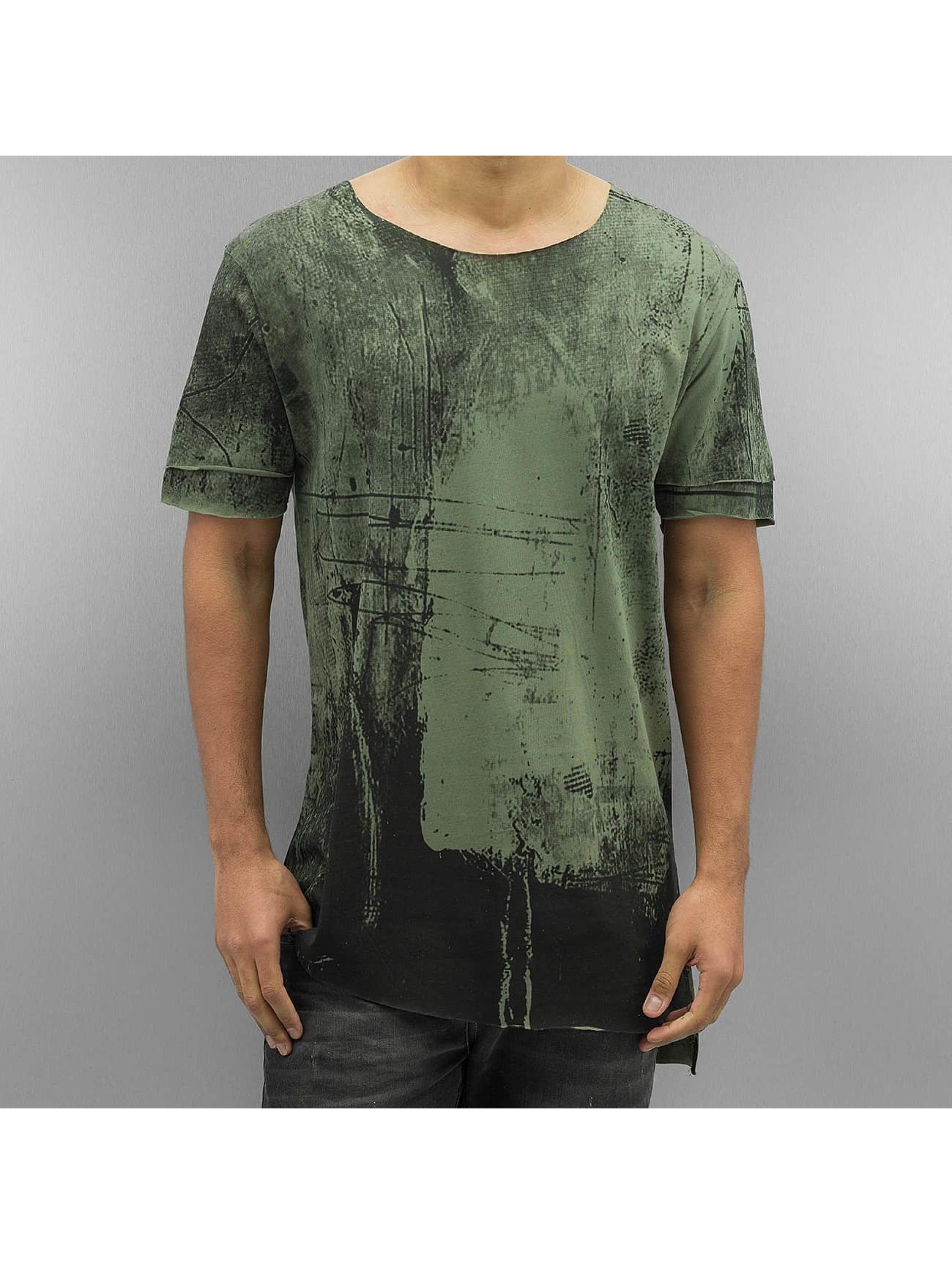 2Y Coventry T Shirt Khaki
