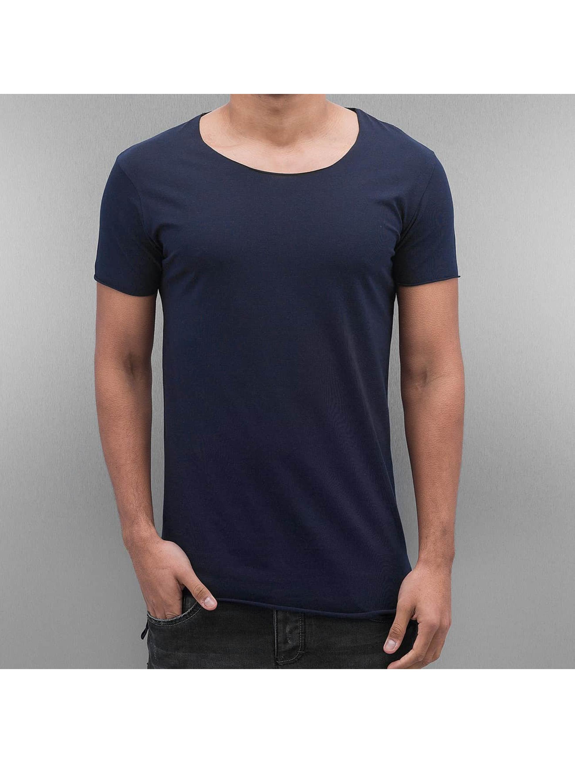 2Y Männer T-Shirt Reading in blau