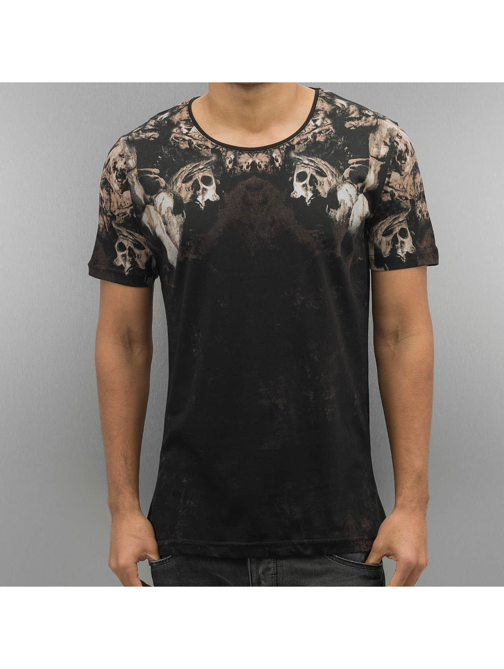2Y / T-Shirt Skulls in black S