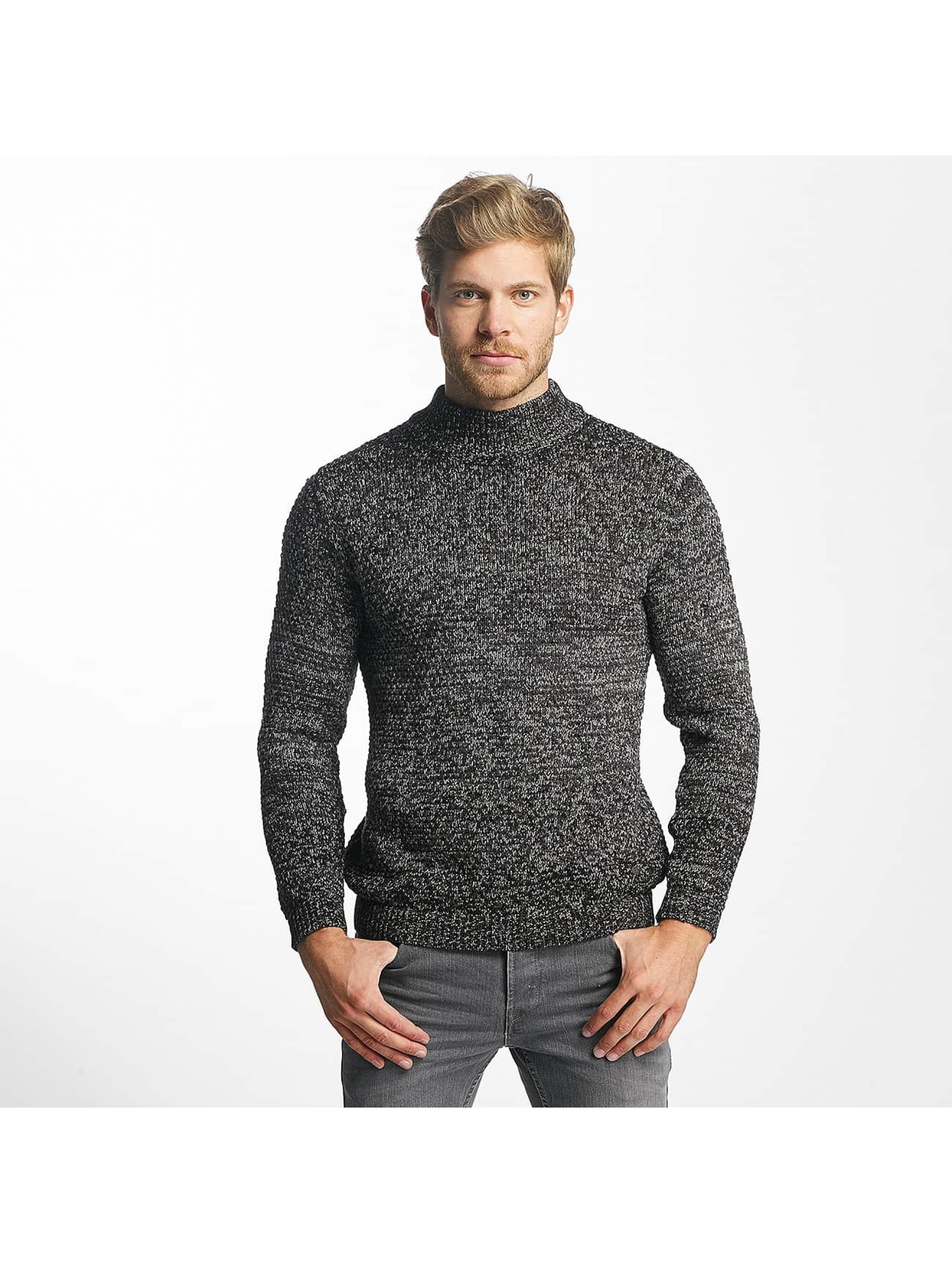 Only & Sons Männer Pullover onsHarole High Neck in grau