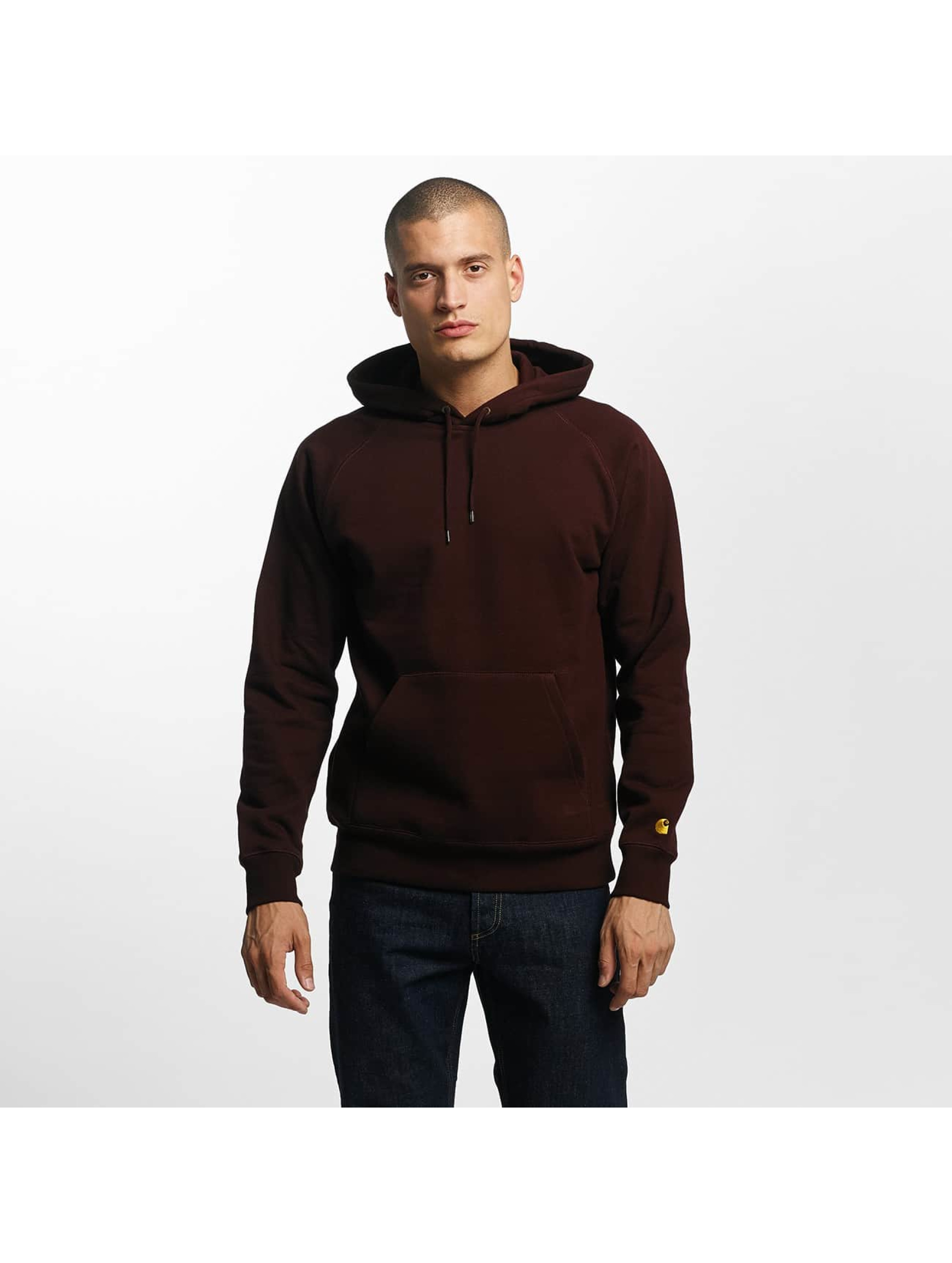 Carhartt WIP Männer Hoody Chase in rot