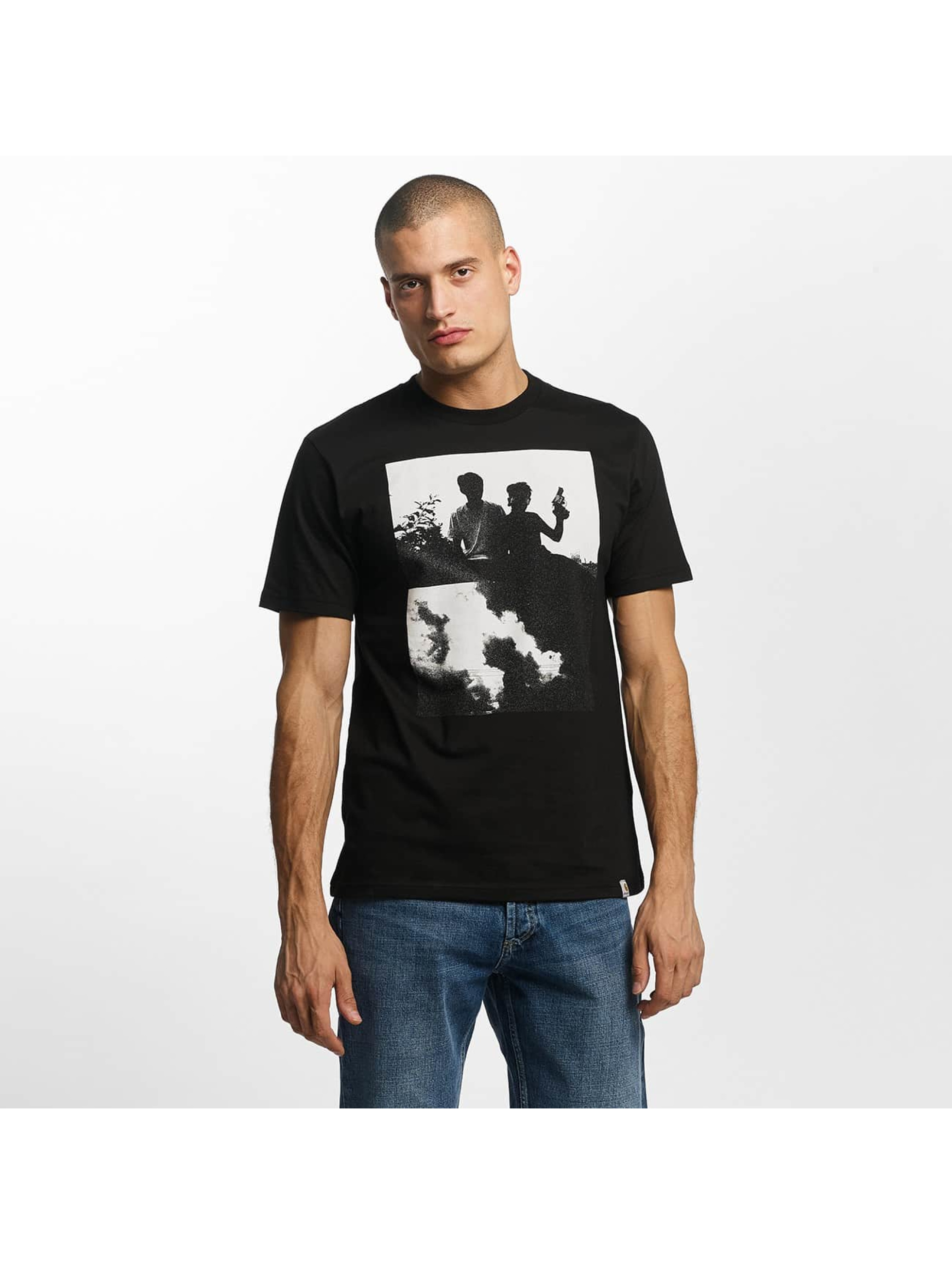 Carhartt WIP Männer T-Shirt Pistols in schwarz