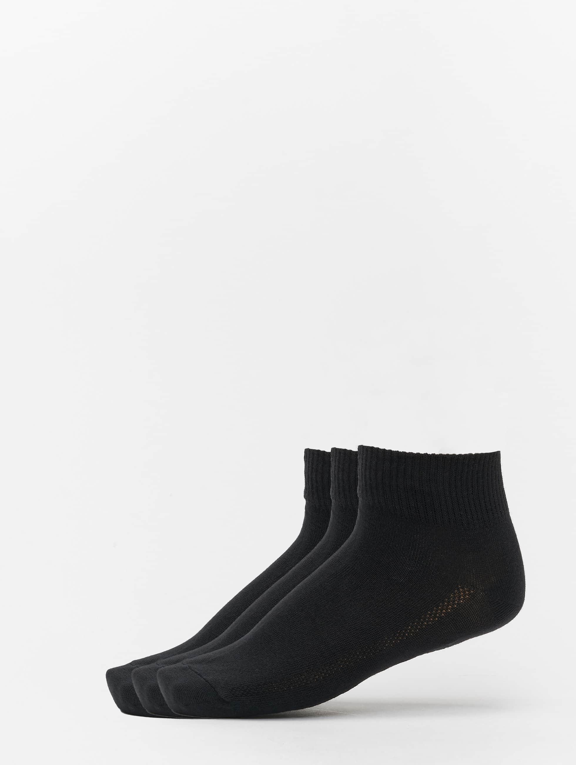 Levi´s® Männer Socken Mid Cut in schwarz