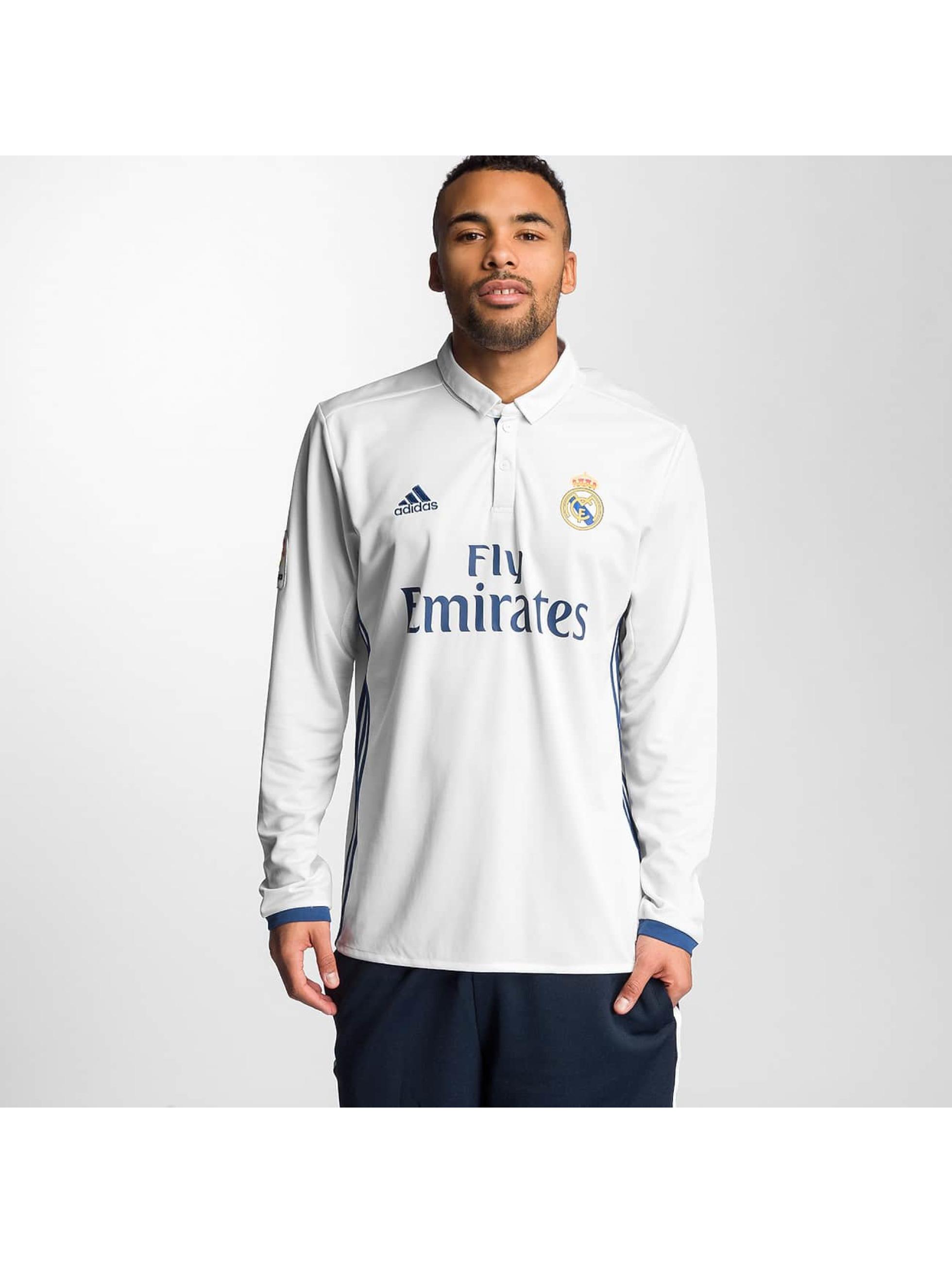adidas Männer Trikot Real Madrid in weiß