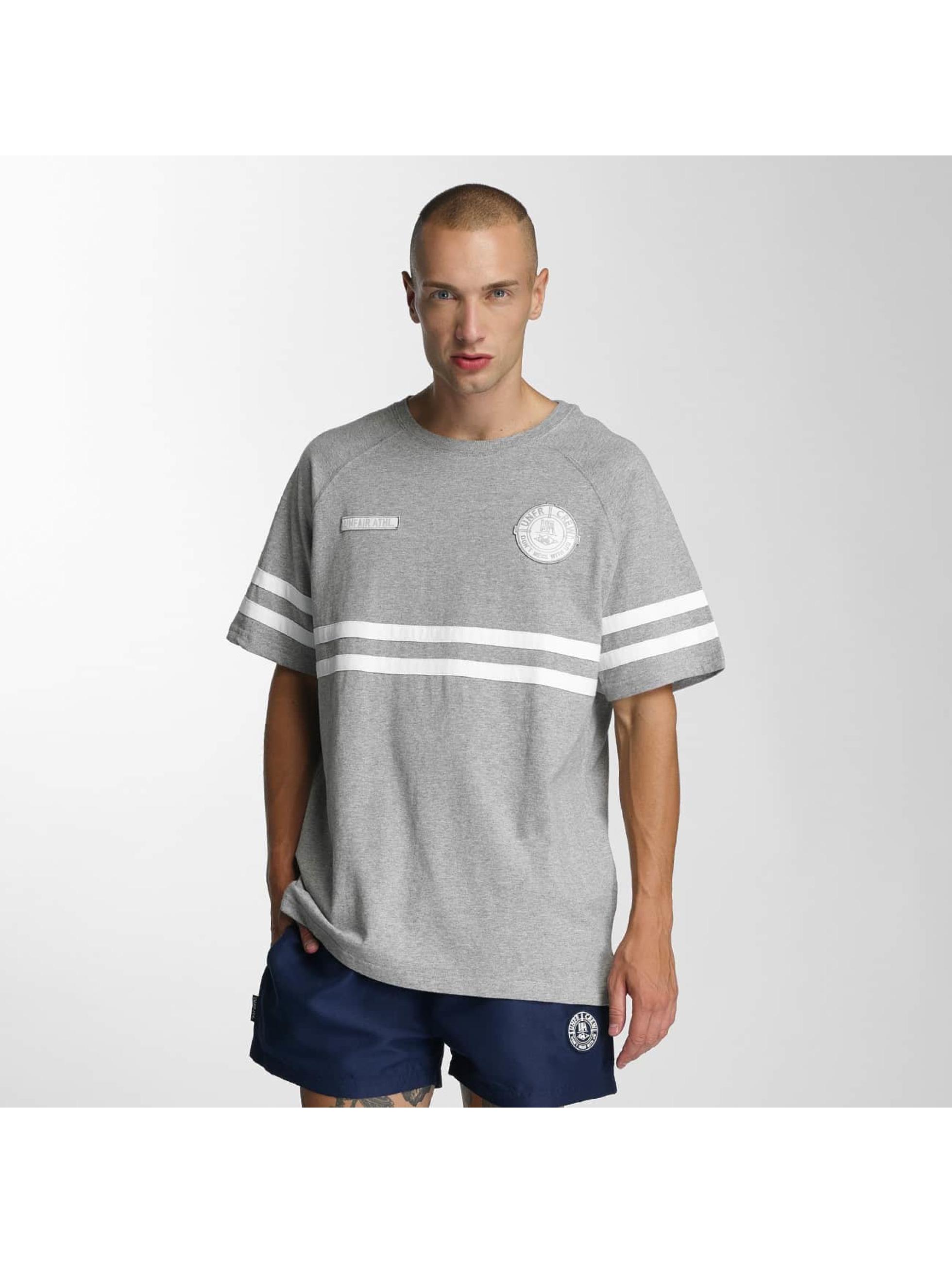 UNFAIR ATHLETICS Männer T-Shirt DMWU in grau