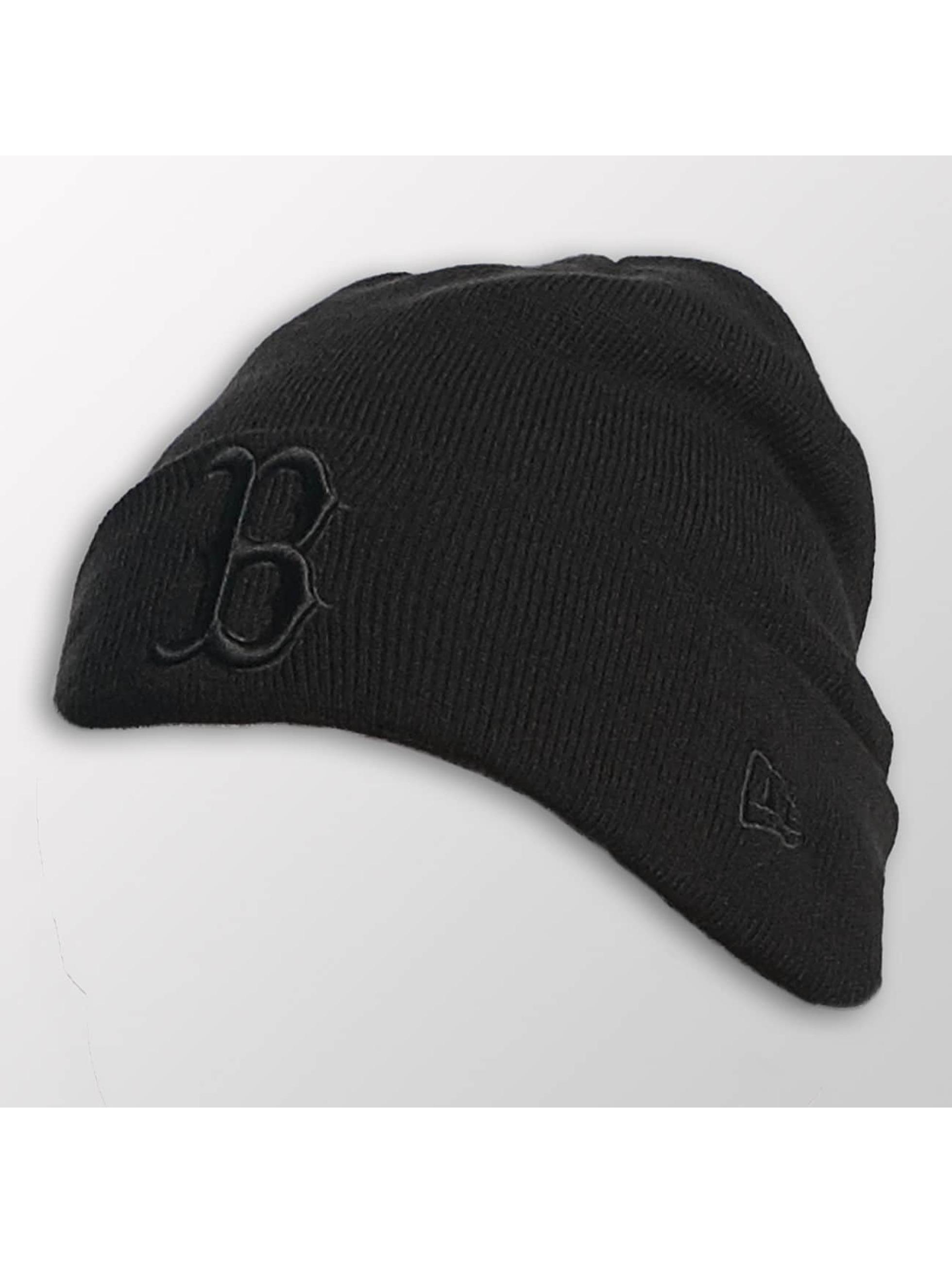 New Era Männer,Frauen Beanie Seasonal Cuff Boston Red Sox in schwarz