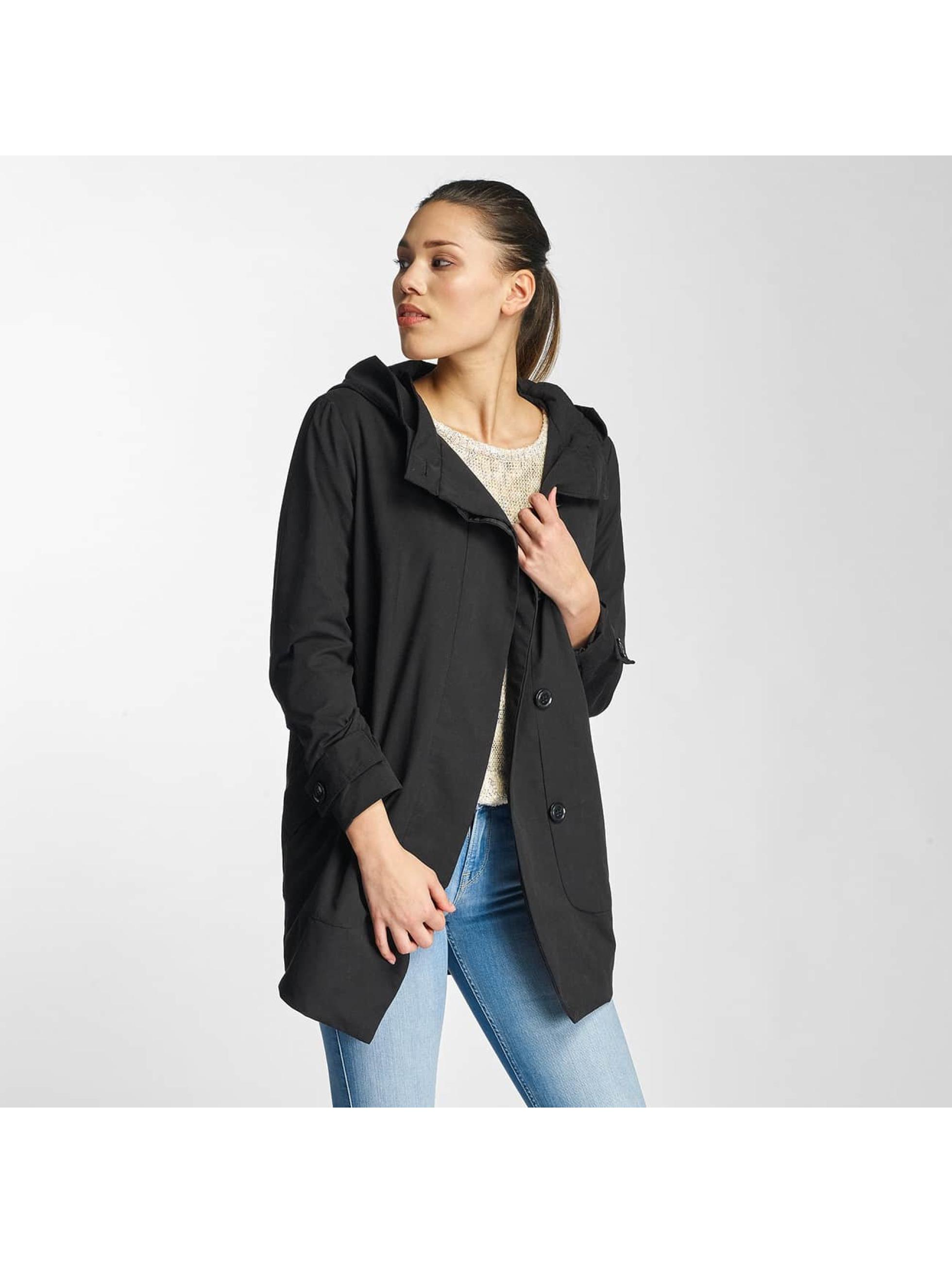 Nümph Frauen Übergangsjacke Morgan in schwarz