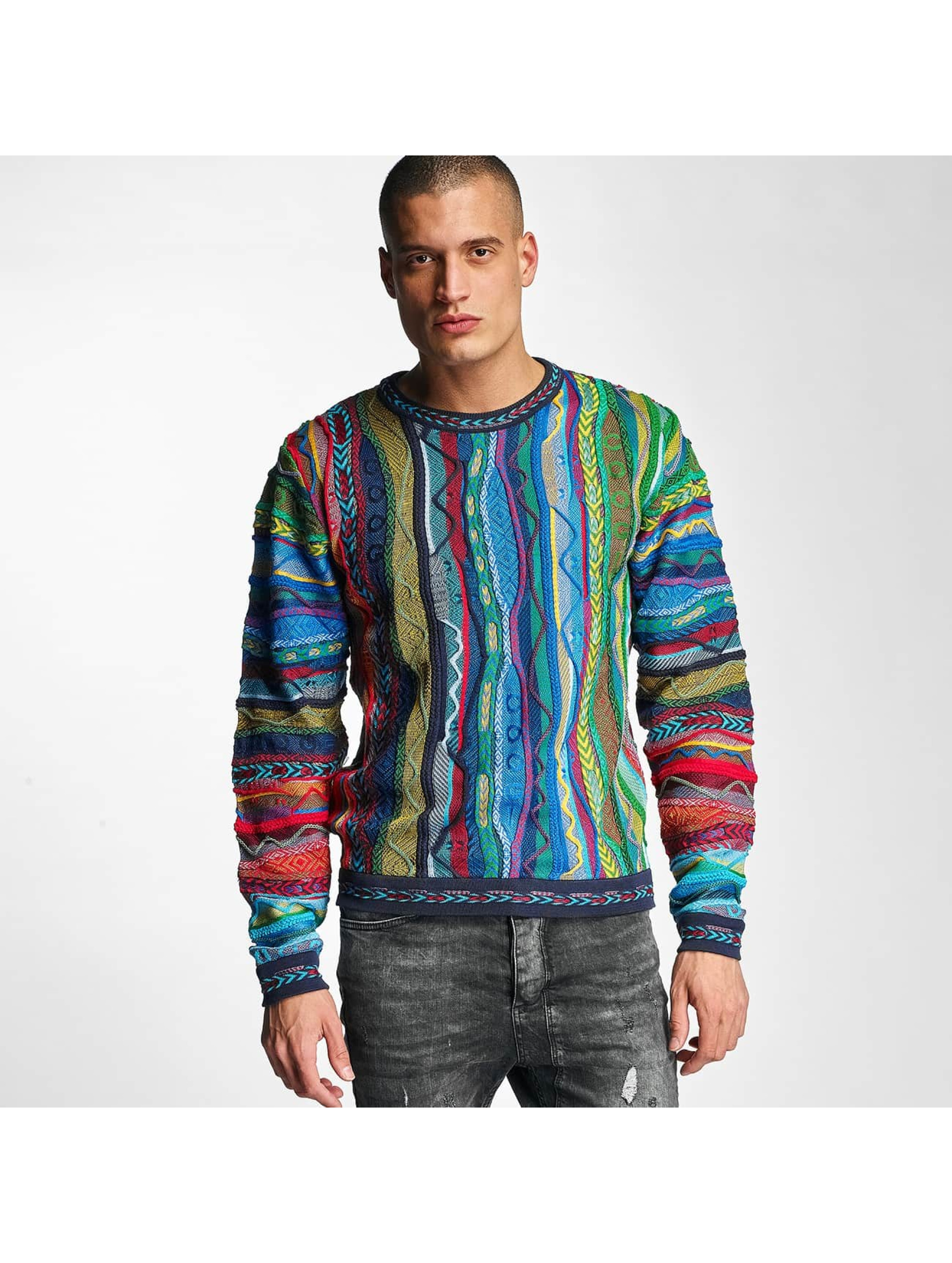 Coogi Männer Pullover New Native in bunt