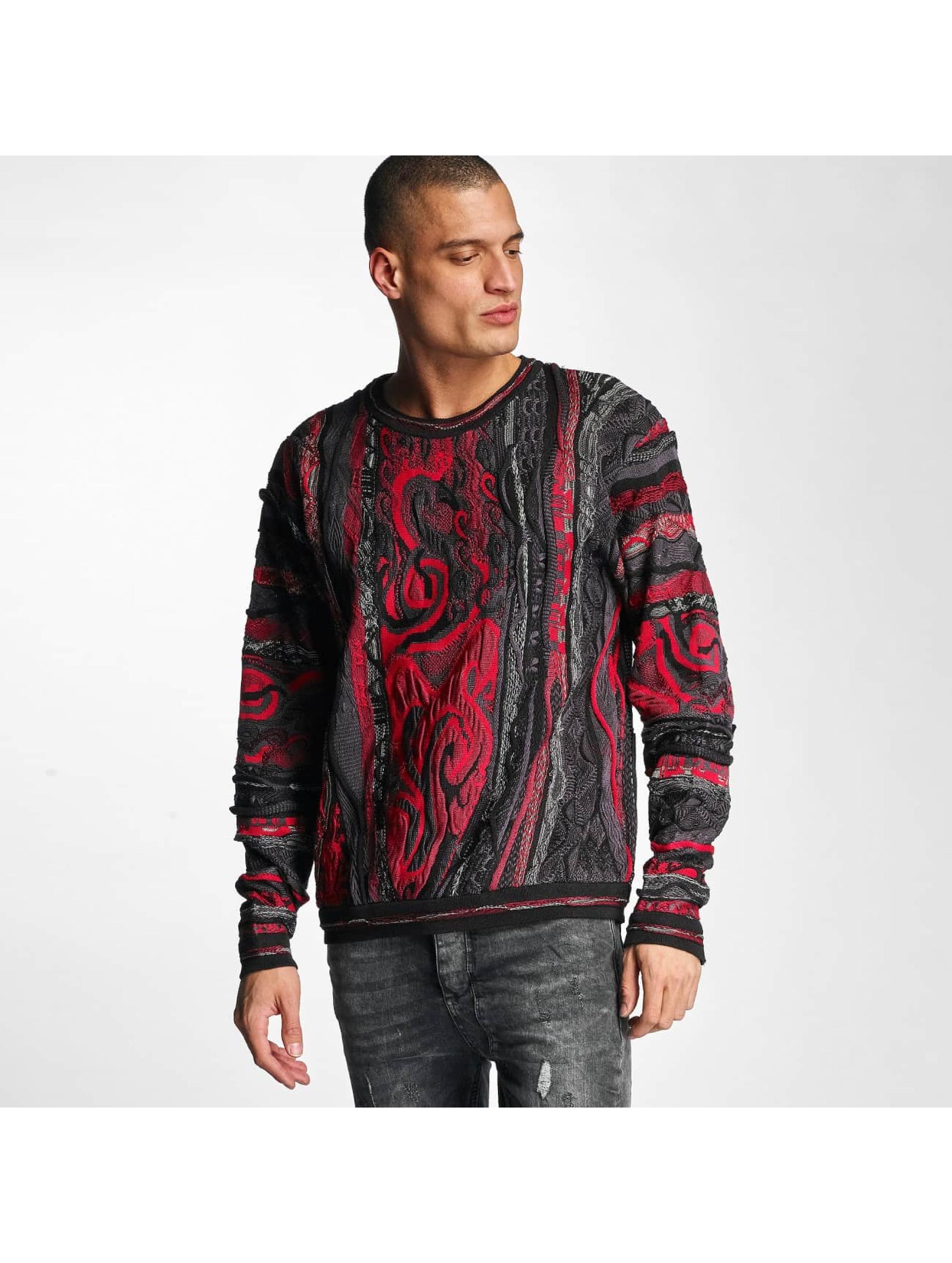 Coogi Männer Pullover Biggie Smalls in schwarz