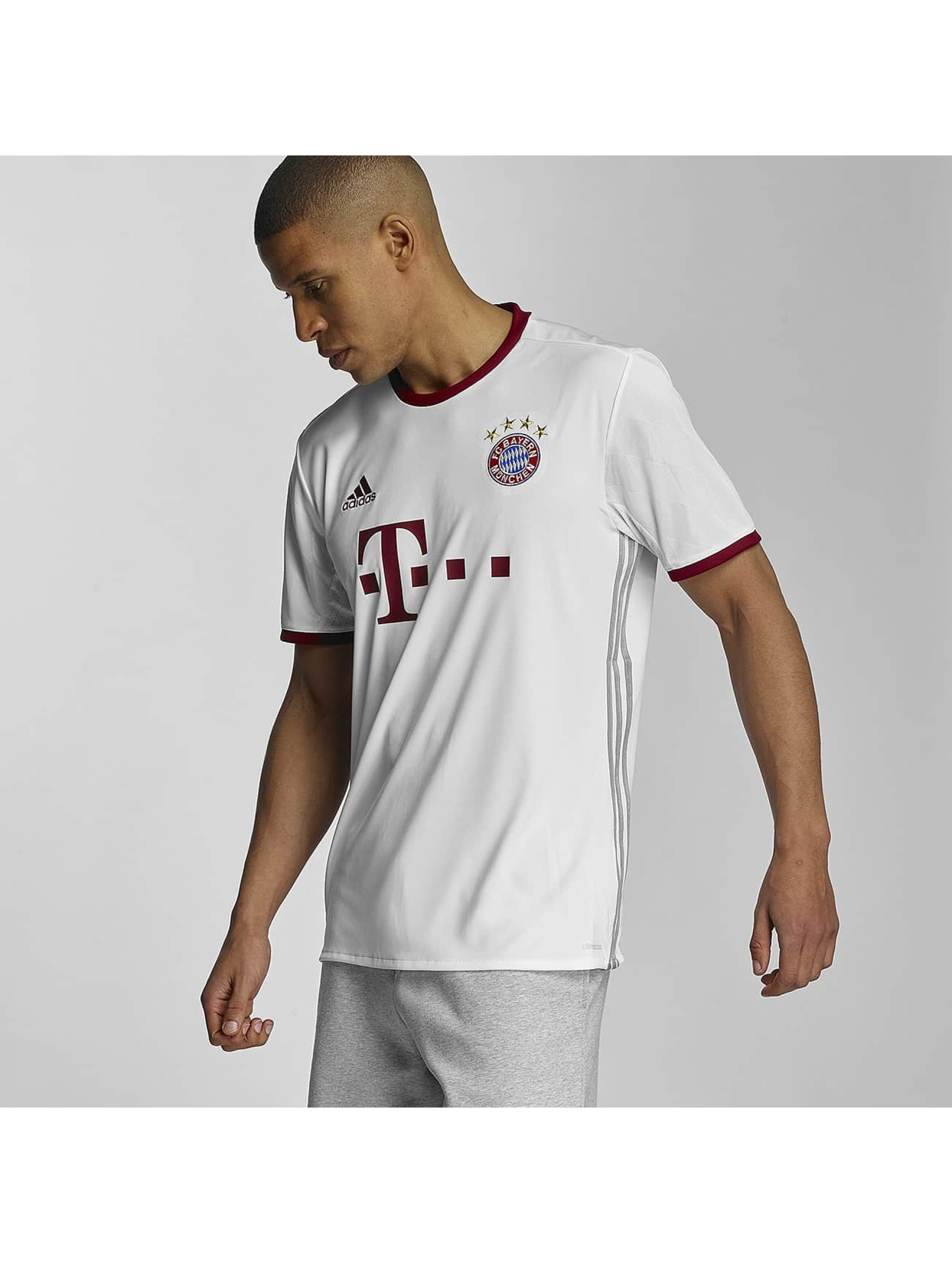 adidas / Jersey FC Bayern München UCL in white