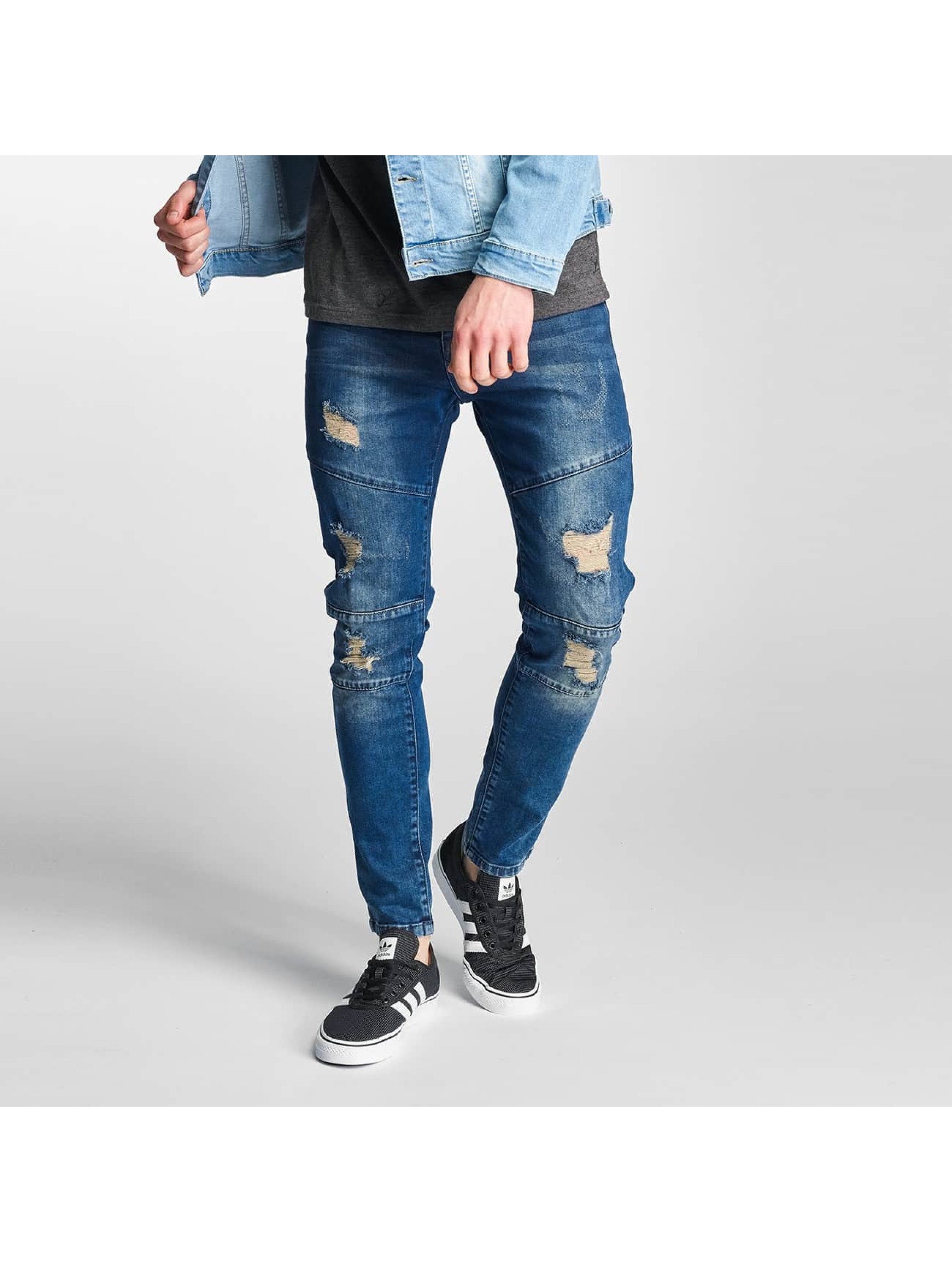 Just Rhyse / Slim Fit Jeans Holbox in blue W 34