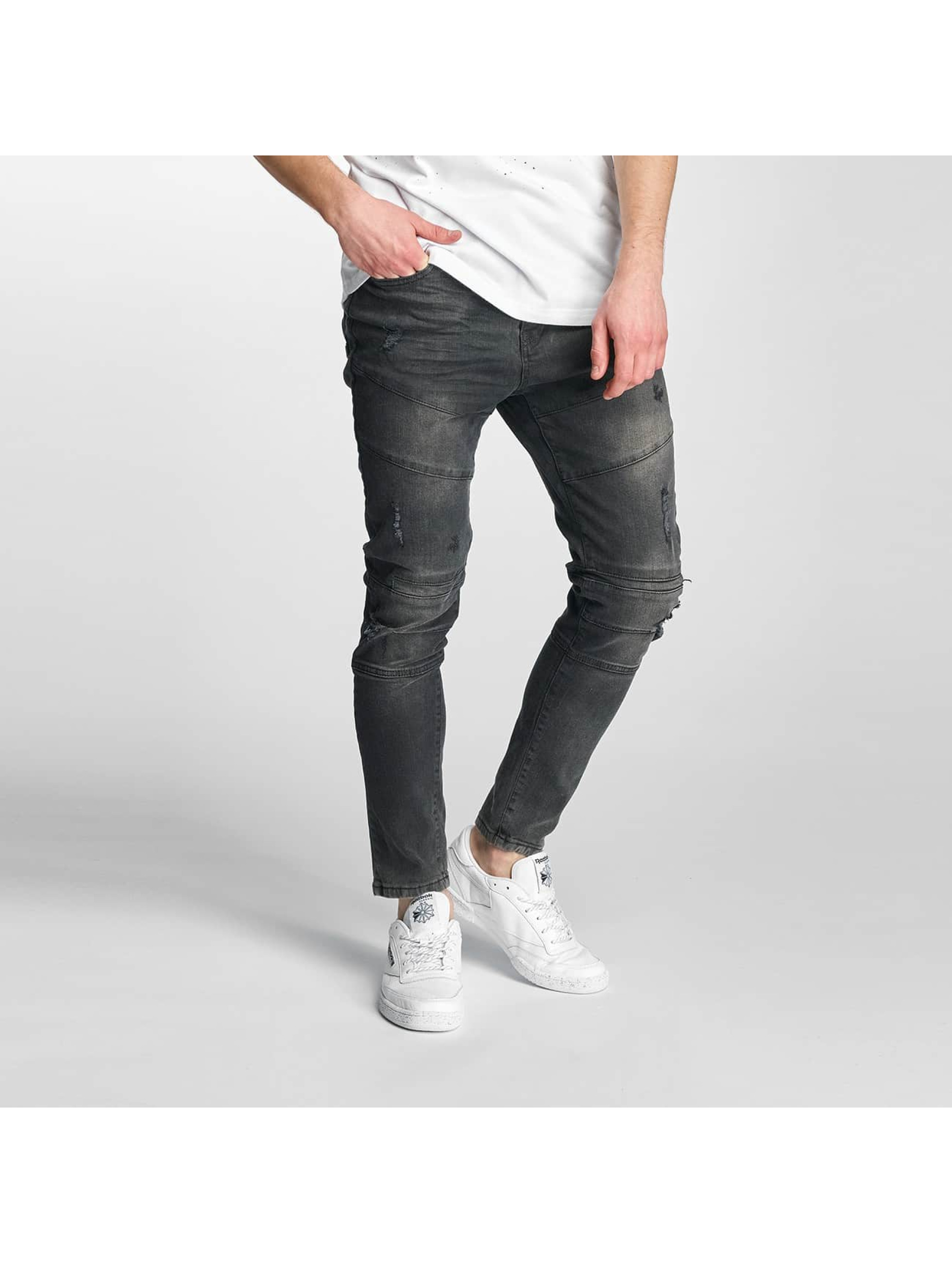 Just Rhyse / Slim Fit Jeans Tulum in black W 32