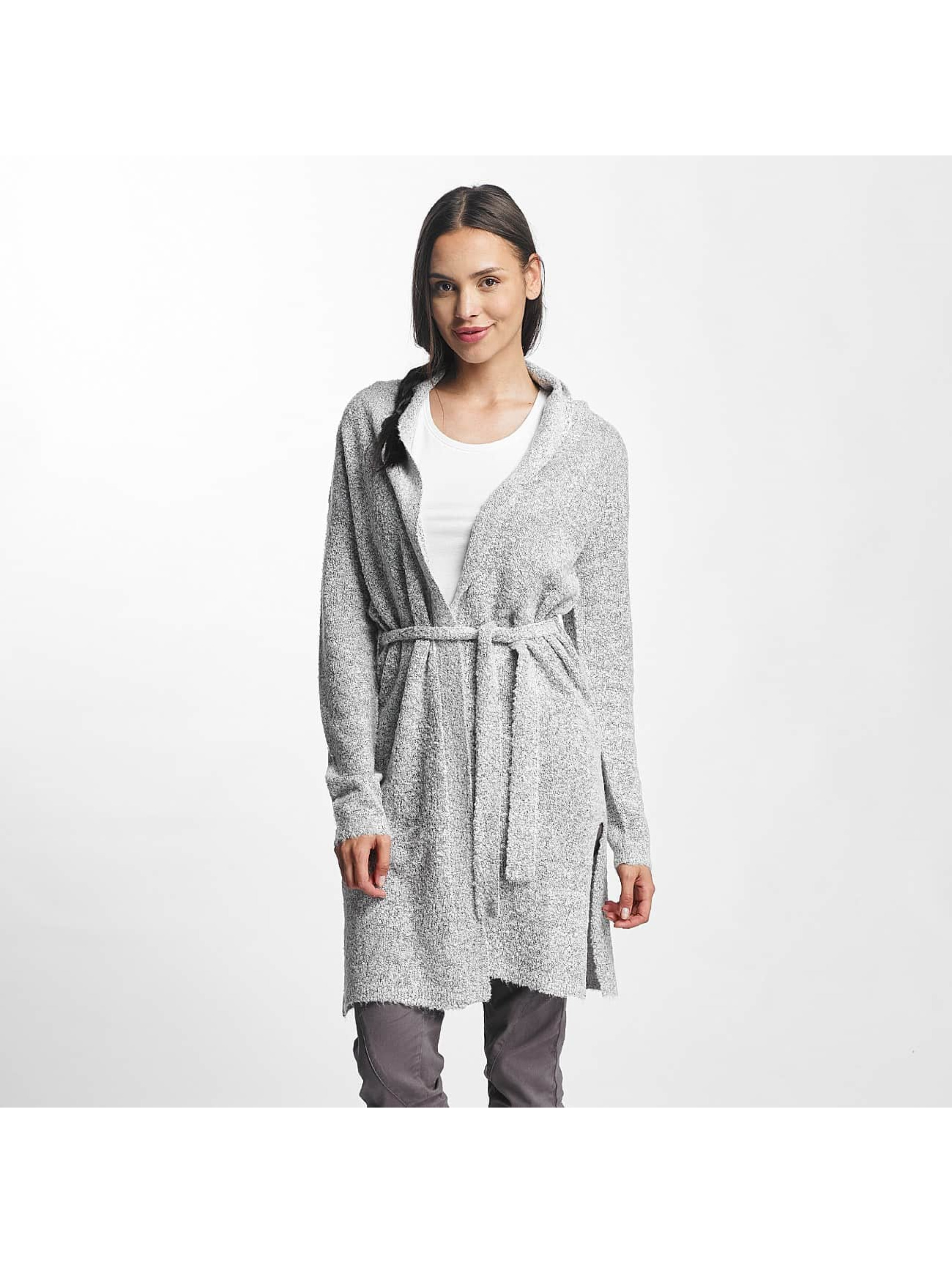 Sublevel Frauen Strickjacke Freja in grau